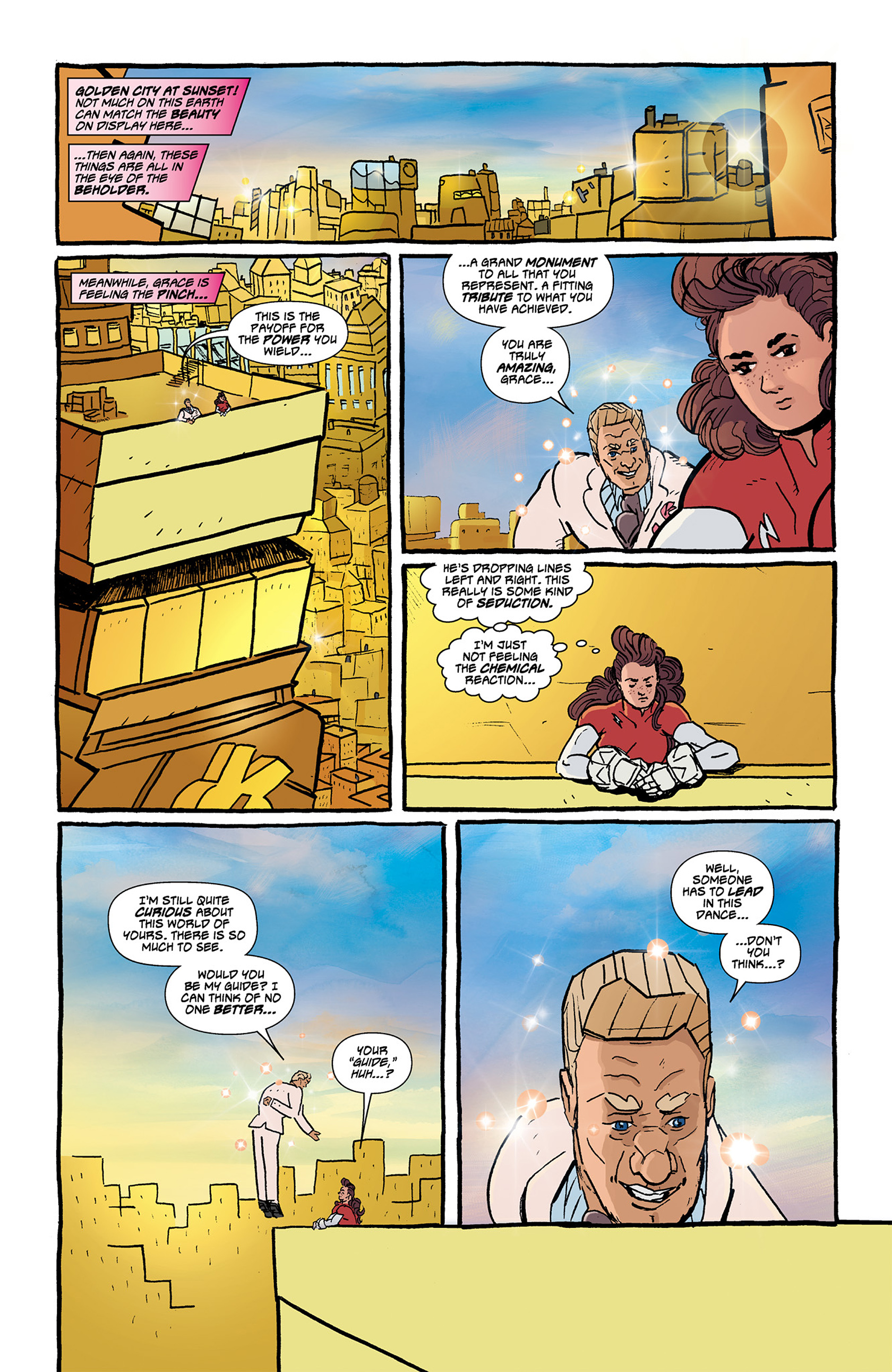 Read online Catalyst Comix comic -  Issue #4 - 7