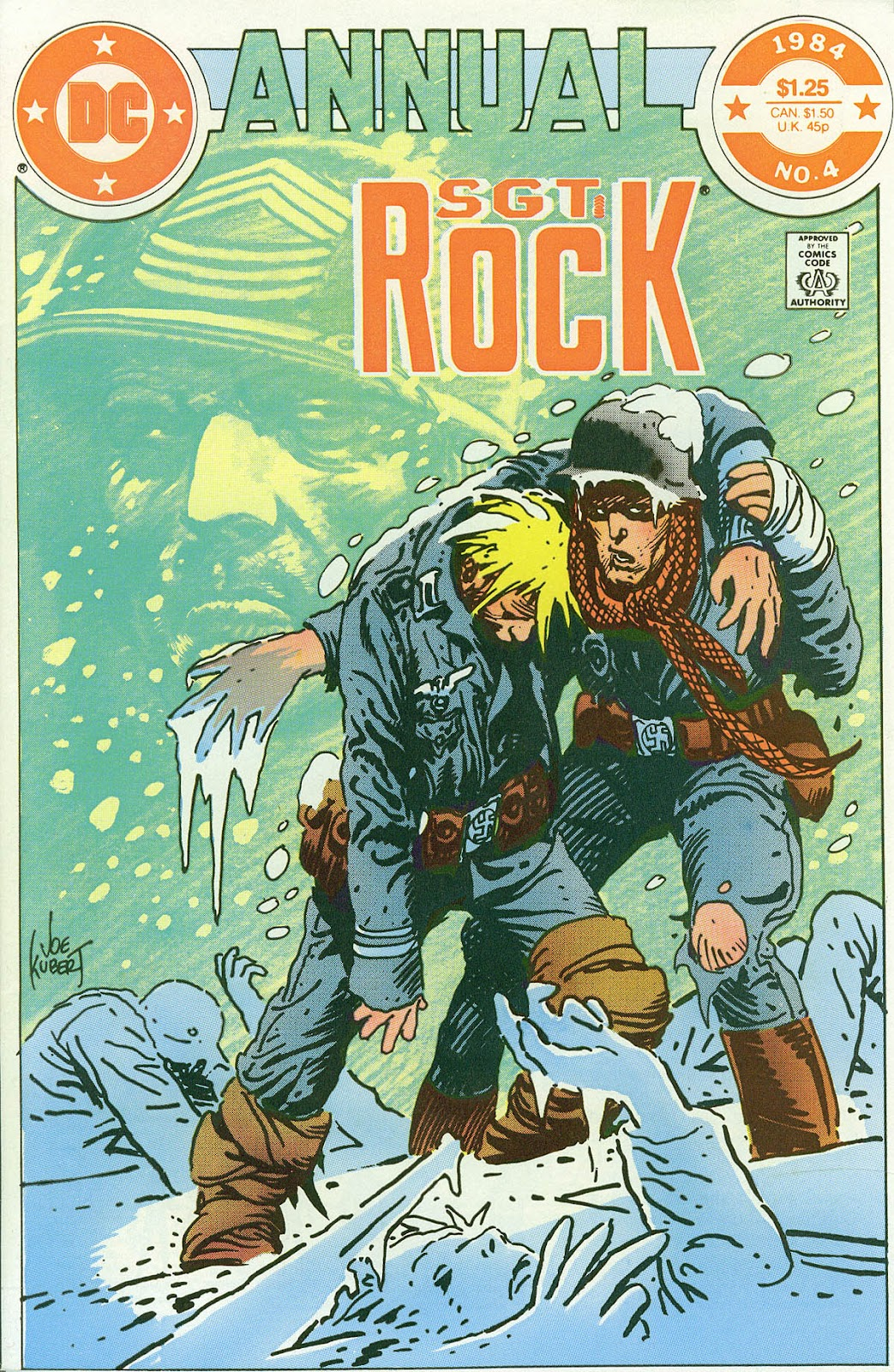 Sgt. Rock issue Annual_4 - Page 1