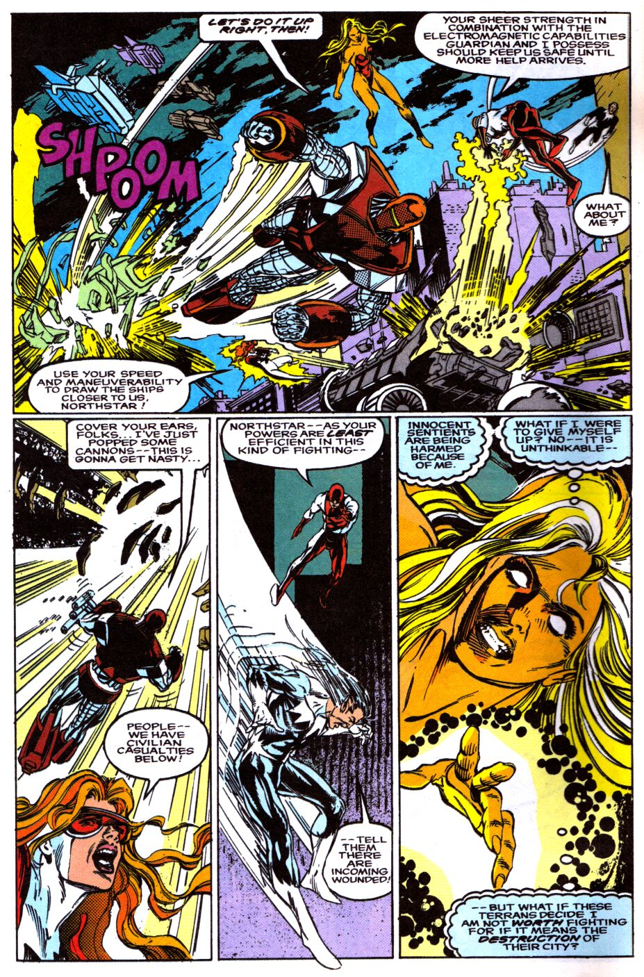Read online Alpha Flight Special comic -  Issue #2 - 5