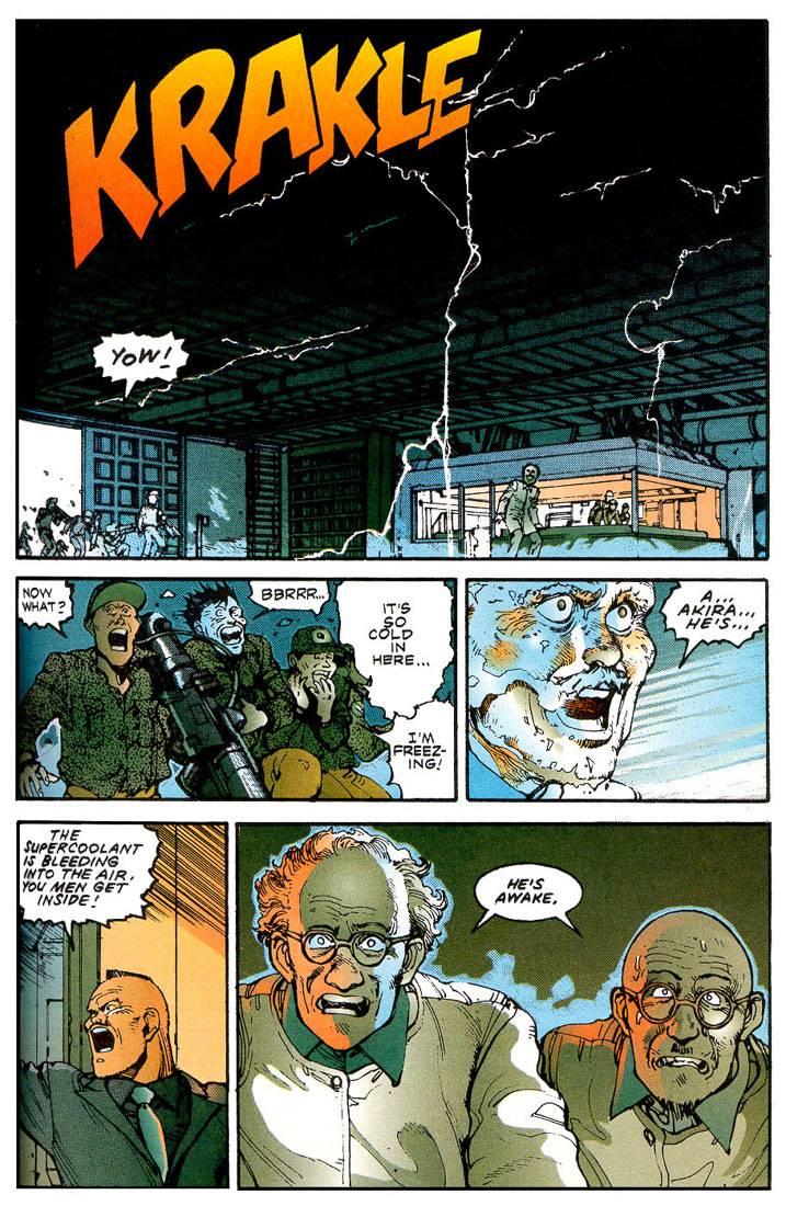 Read online Akira comic -  Issue #11 - 9