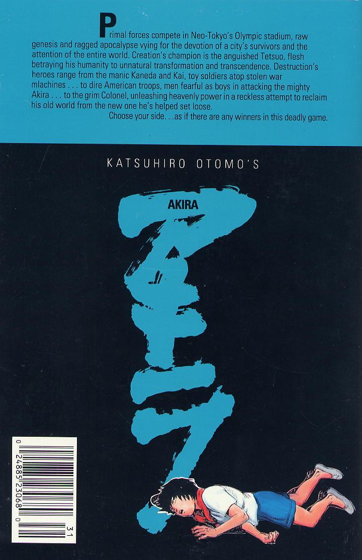 Read online Akira comic -  Issue #31 - 67
