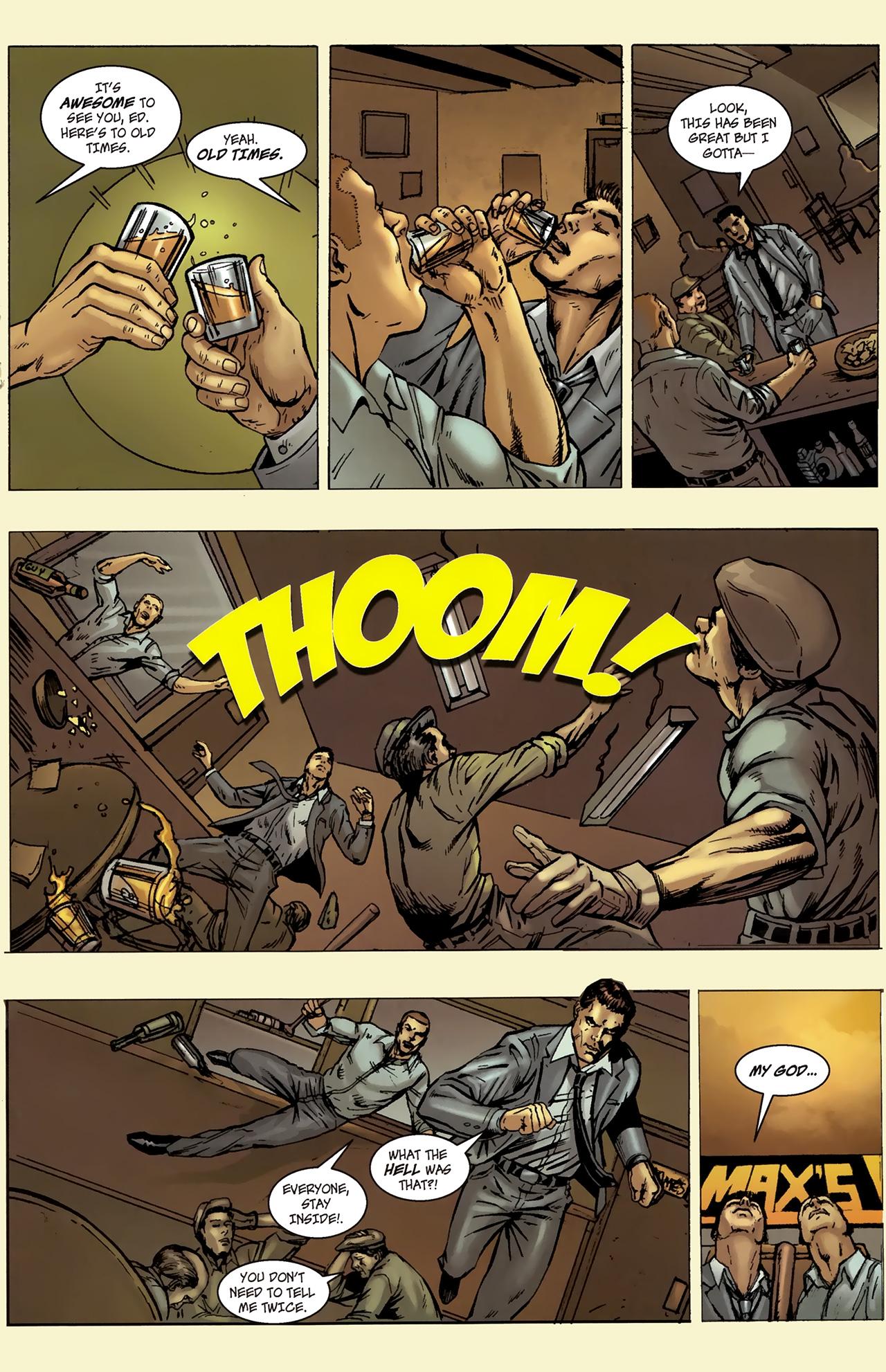 Read online Phoenix comic -  Issue #0 - 8
