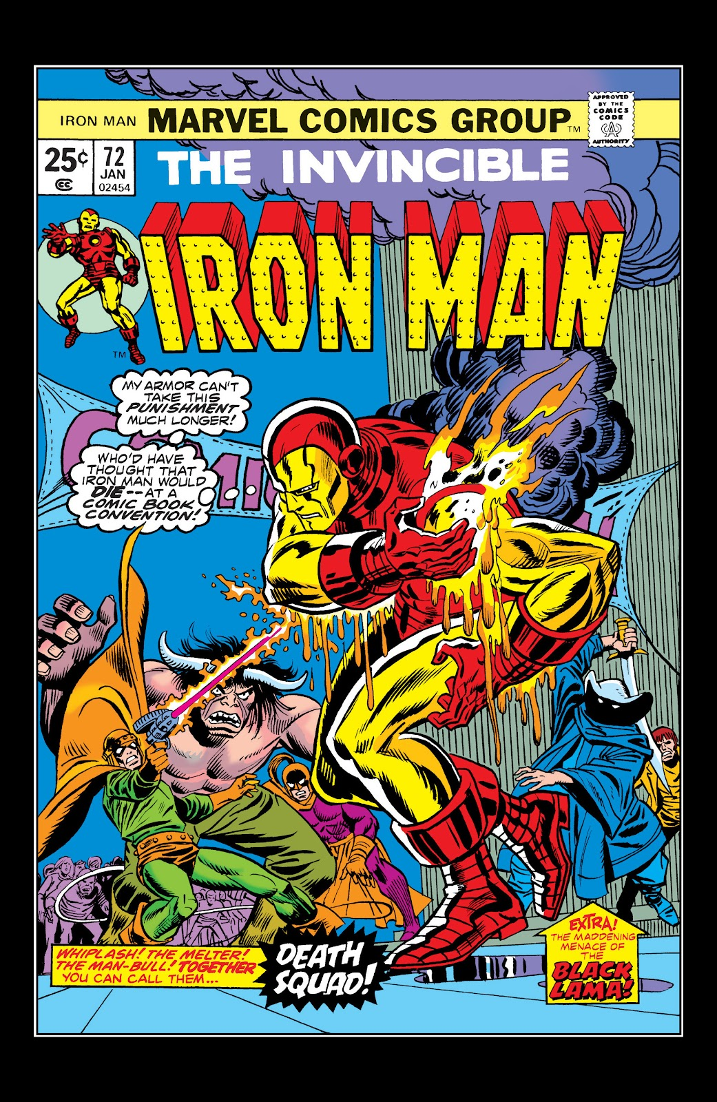 Read online Marvel Masterworks: The Invincible Iron Man comic -  Issue # TPB 10 (Part 1) - 80