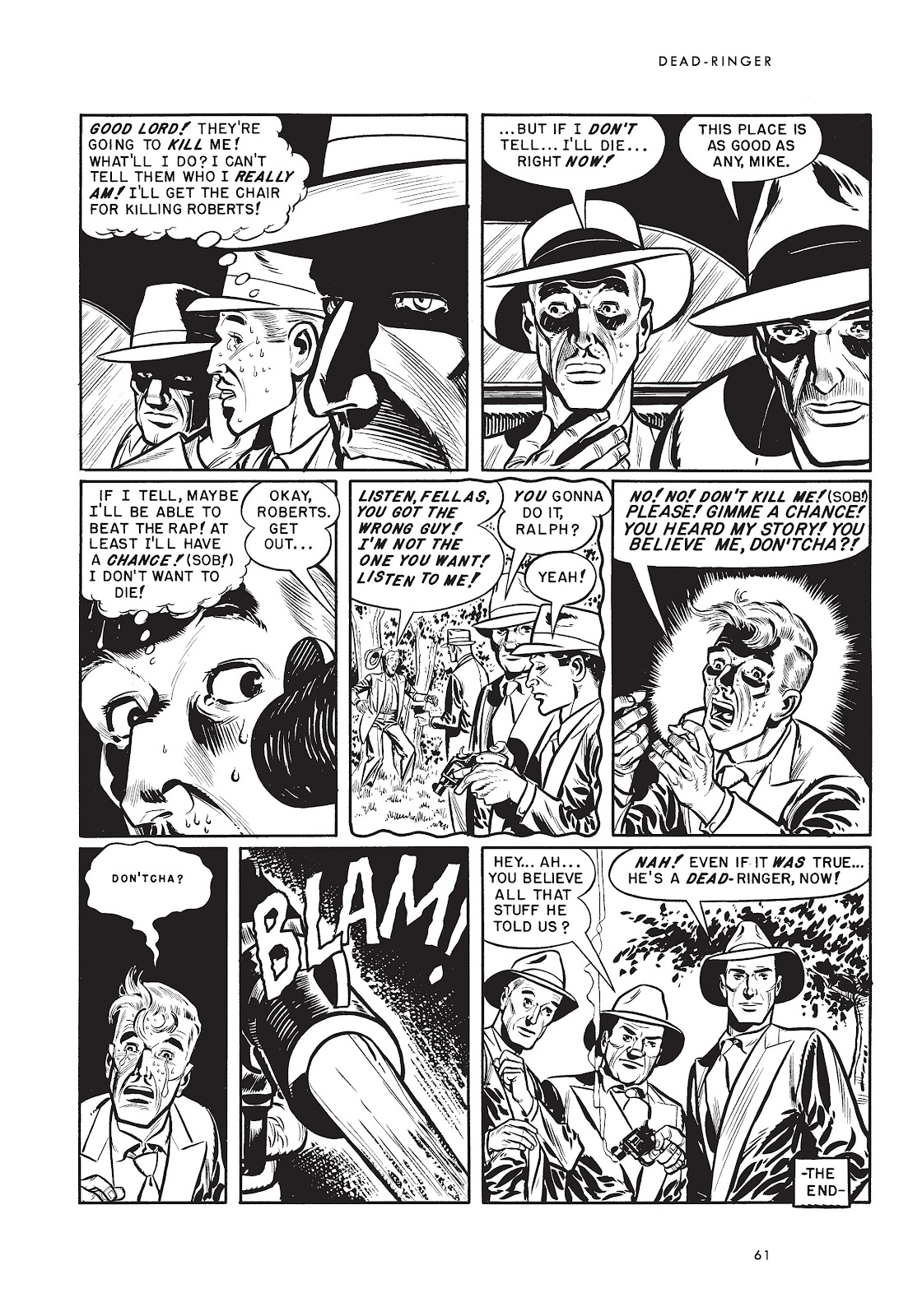 Read online Voodoo Vengeance and Other Stories comic -  Issue # TPB (Part 1) - 78