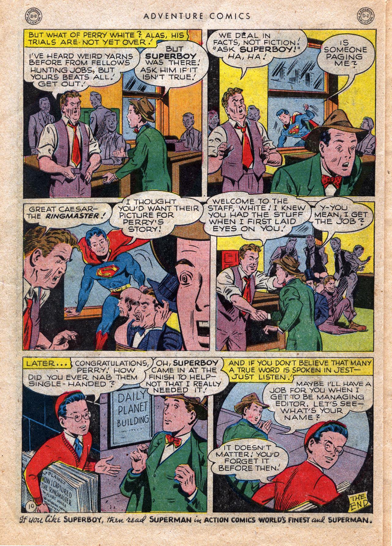 Read online Adventure Comics (1938) comic -  Issue #120 - 12