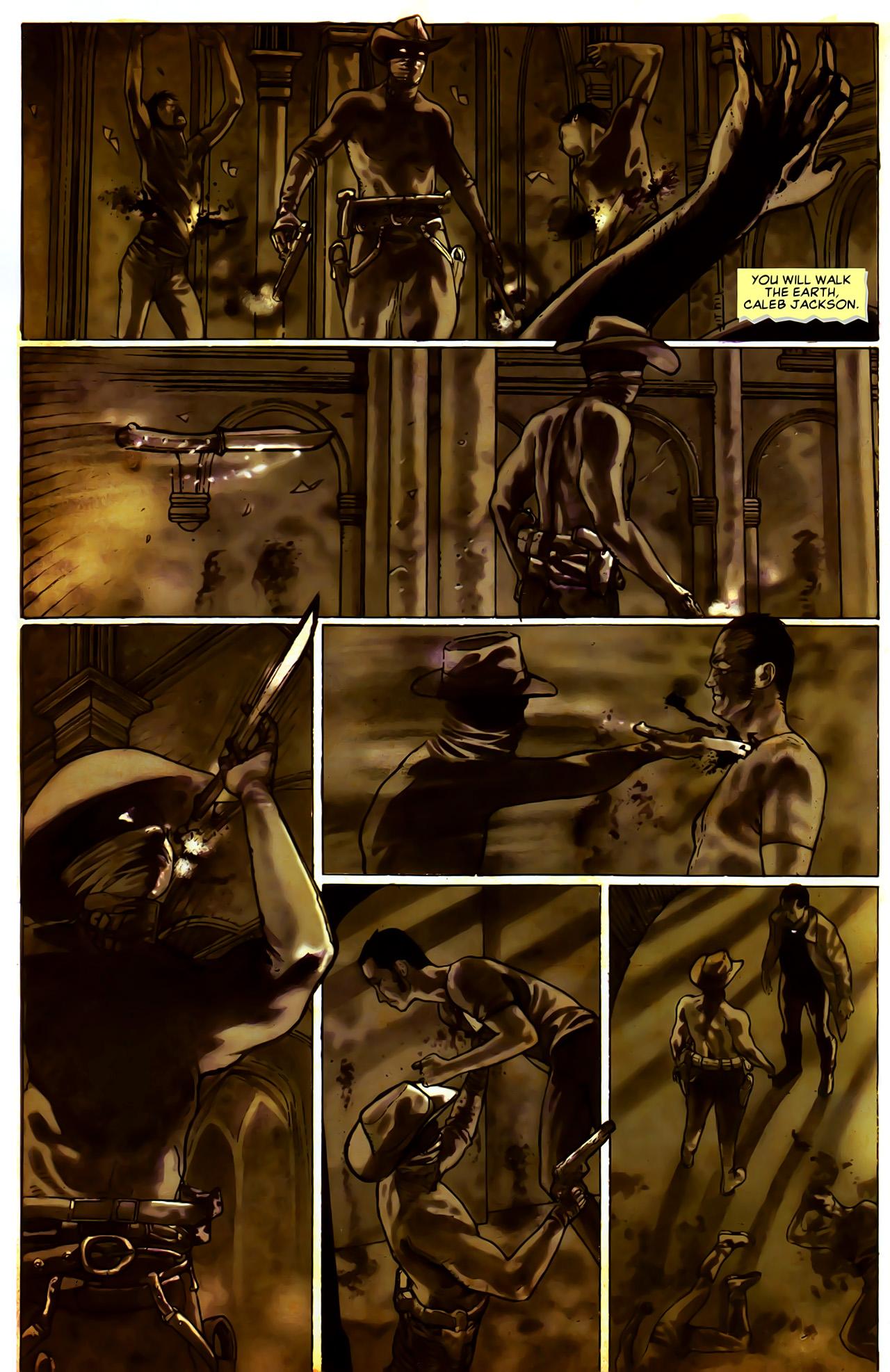 Read online Astonishing Tales (2009) comic -  Issue #5 - 23