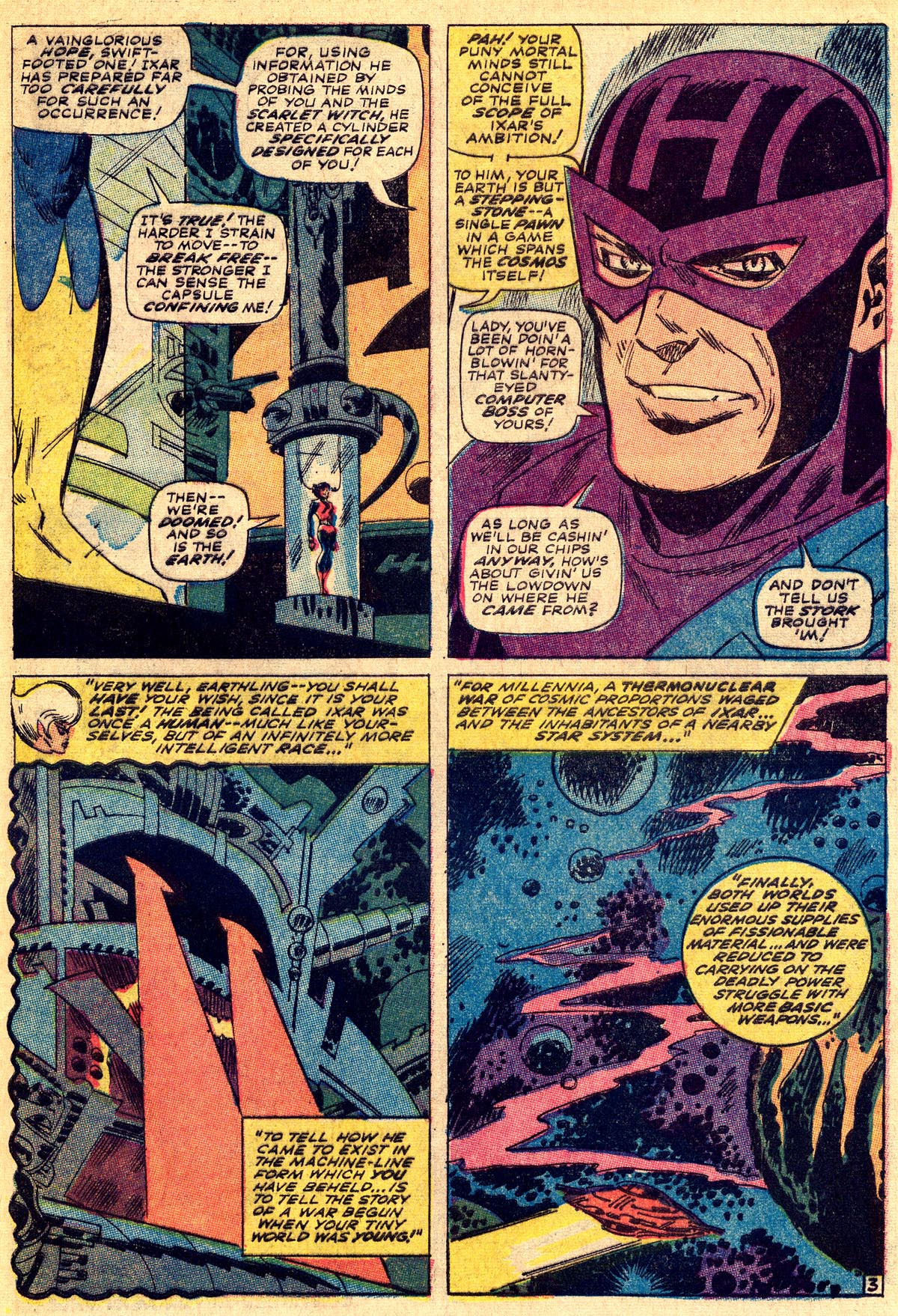 The Avengers (1963) 37 Page 4
