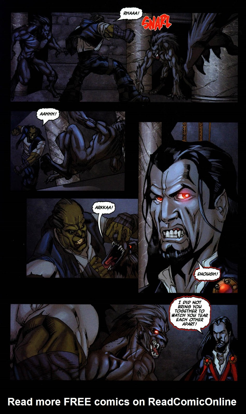 Army of Darkness (2006) Issue #9 #5 - English 17