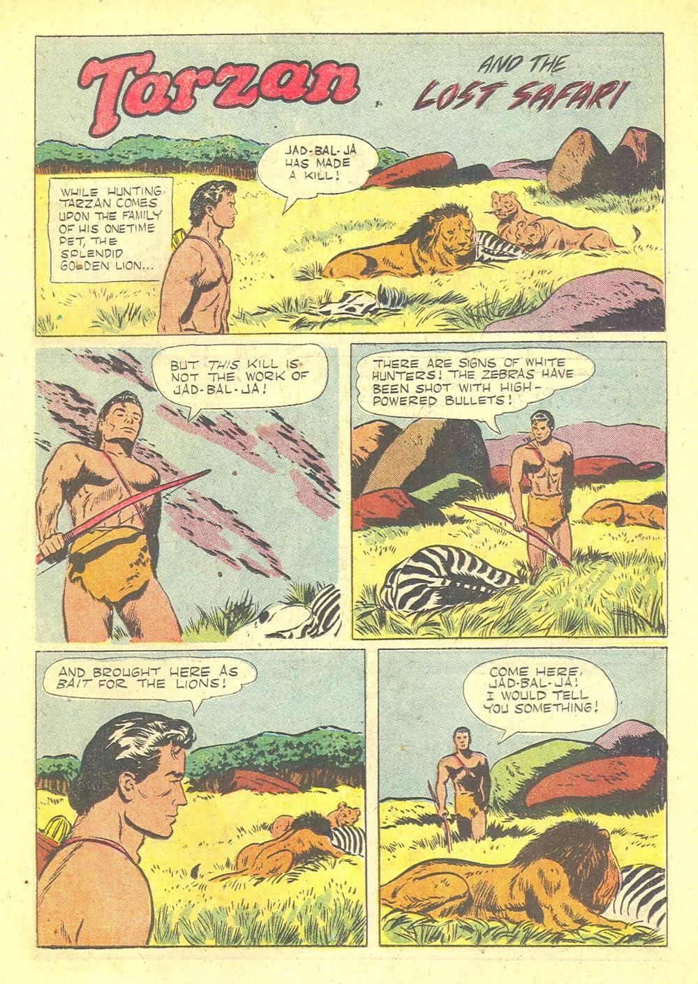 Tarzan (1948) issue 57 - Page 27