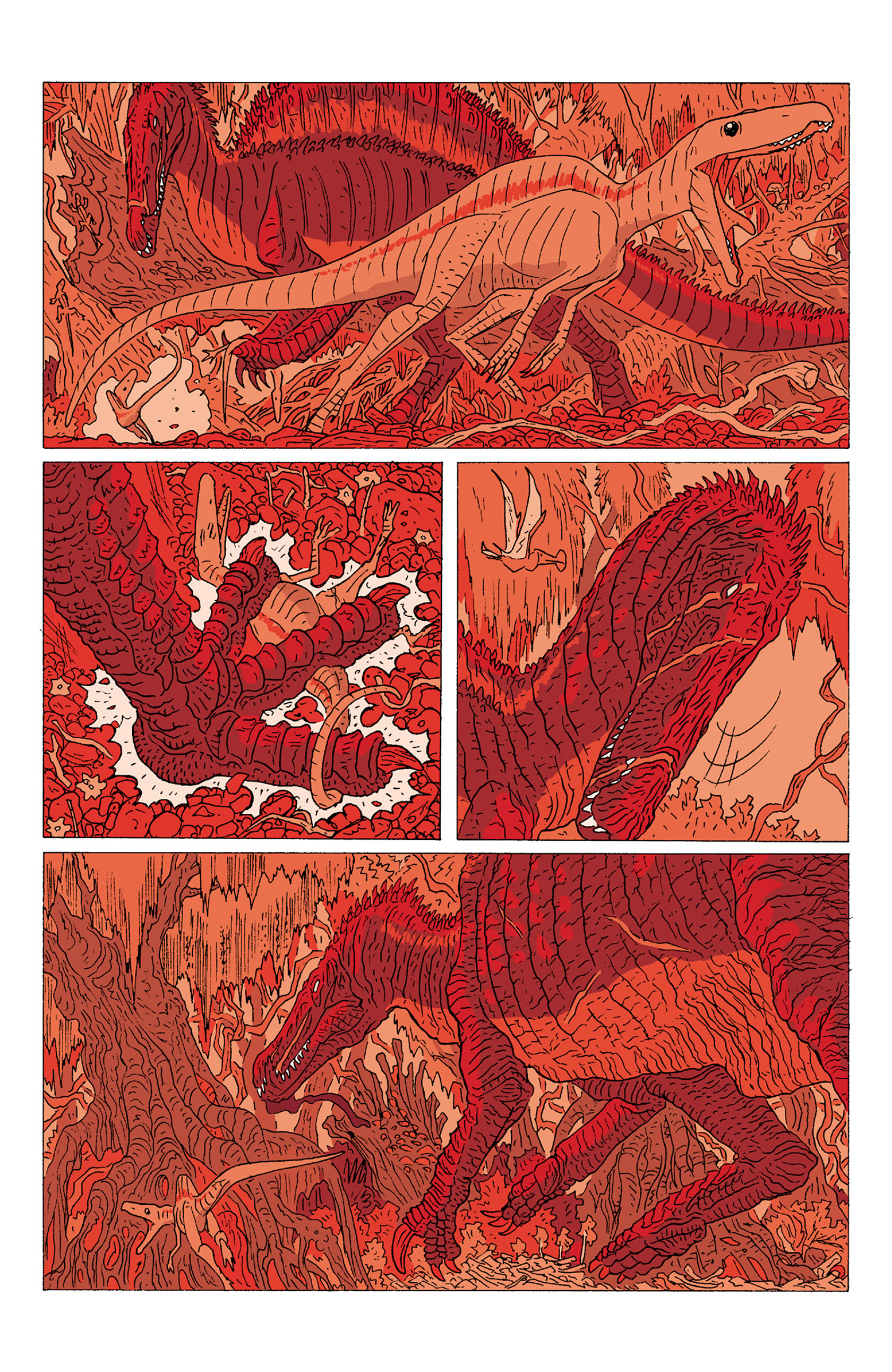 Read online Age of Reptiles: Ancient Egyptians comic -  Issue #2 - 24