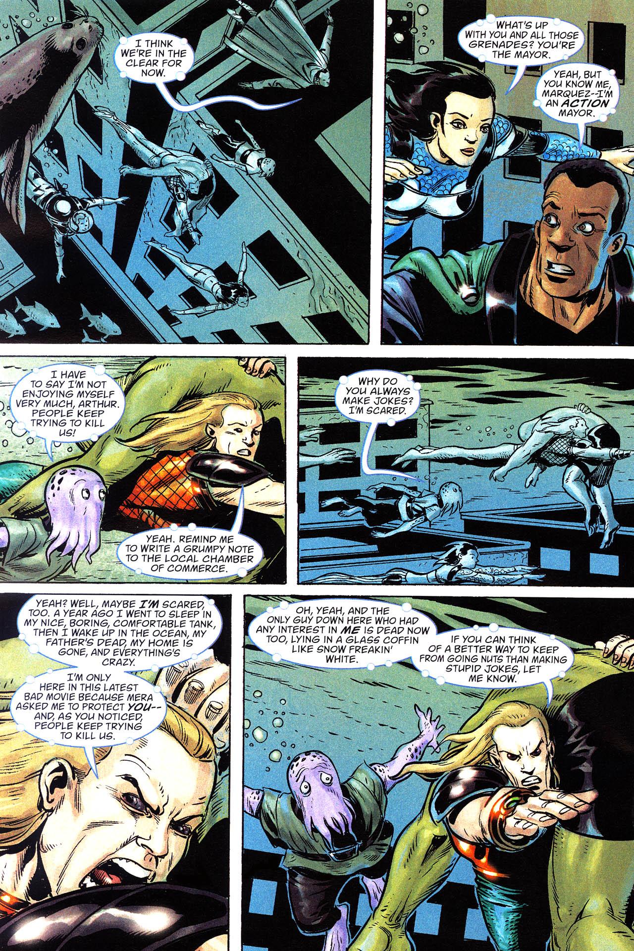 Read online Aquaman: Sword of Atlantis comic -  Issue #52 - 11