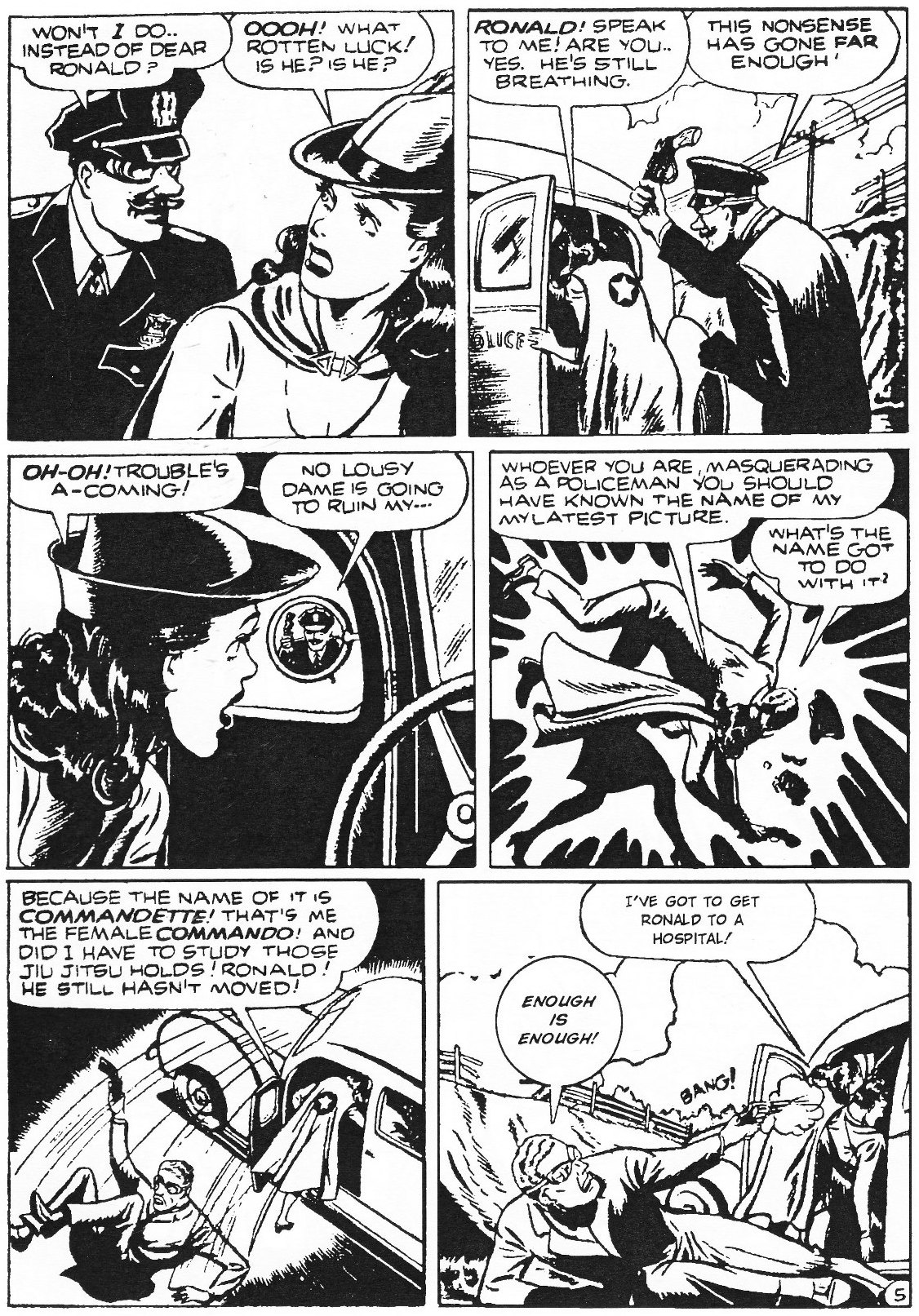 Read online Men of Mystery Comics comic -  Issue #82 - 149