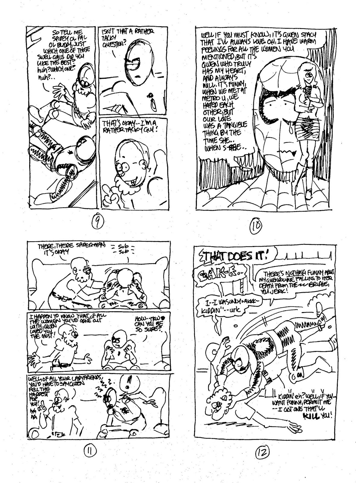 Read online The Nearly Complete Essential Hembeck Archives Omnibus comic -  Issue # TPB (Part 6) - 79