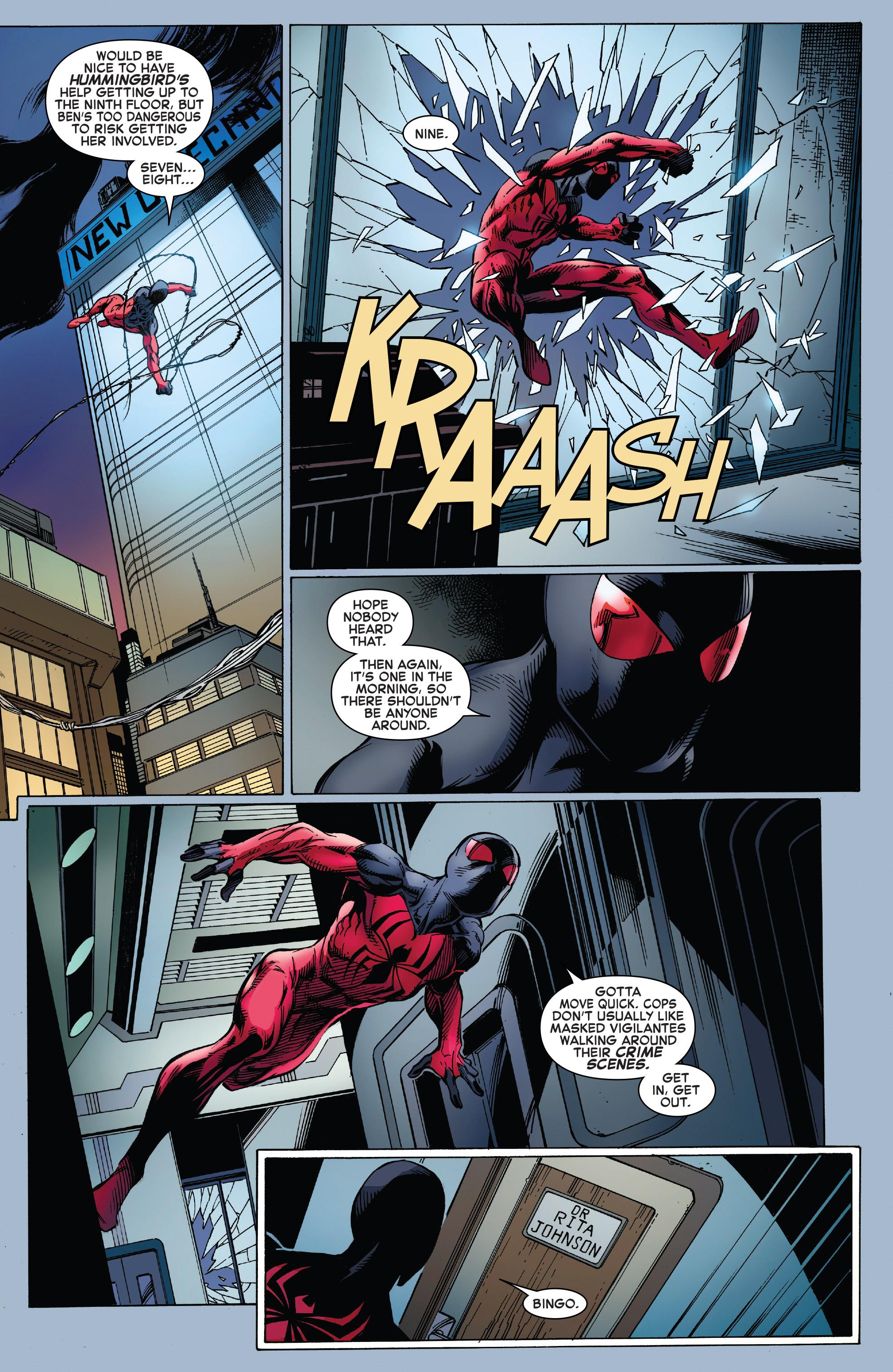 Read online Ben Reilly: Scarlet Spider comic -  Issue #2 - 20