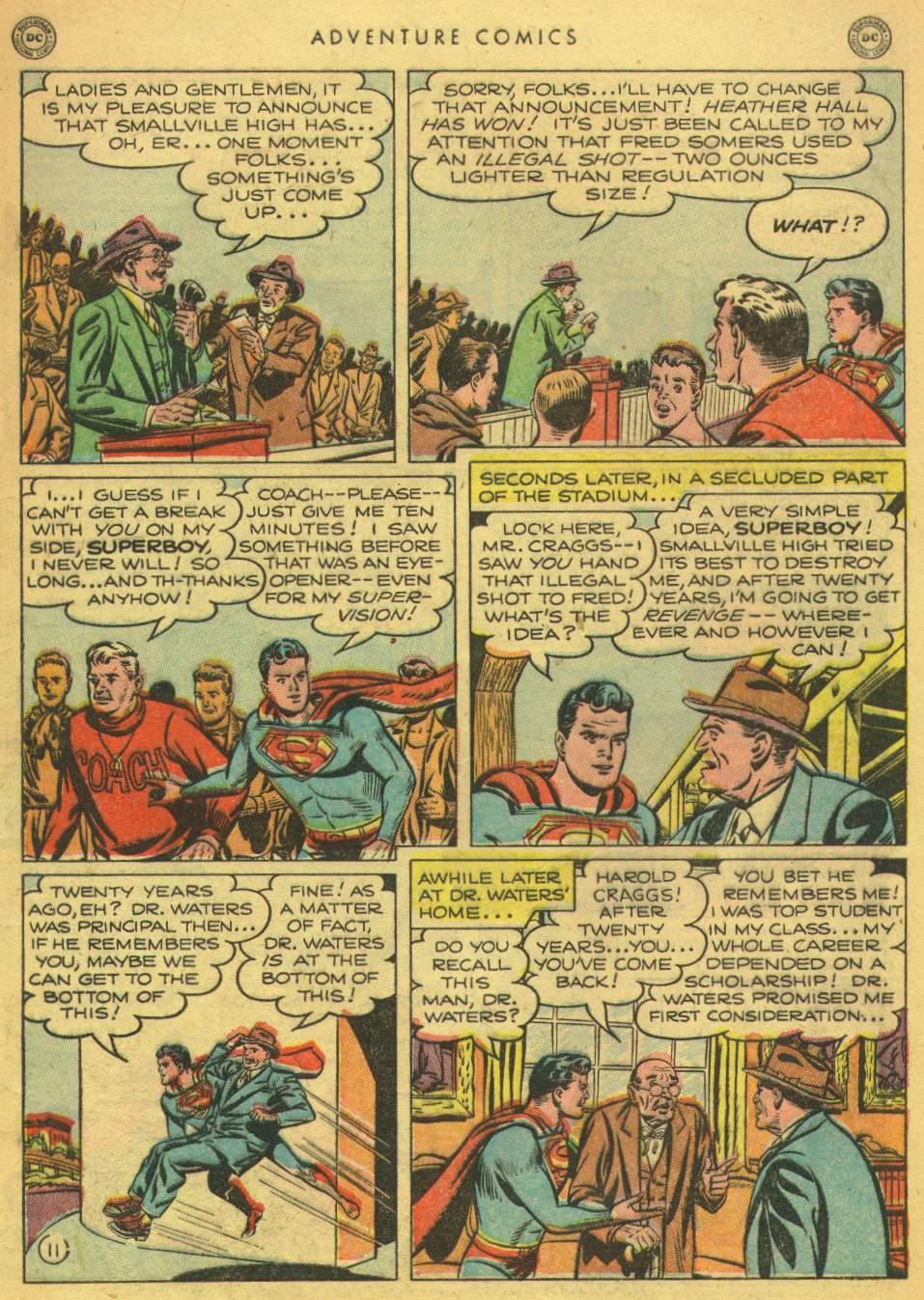 Read online Adventure Comics (1938) comic -  Issue #162 - 13