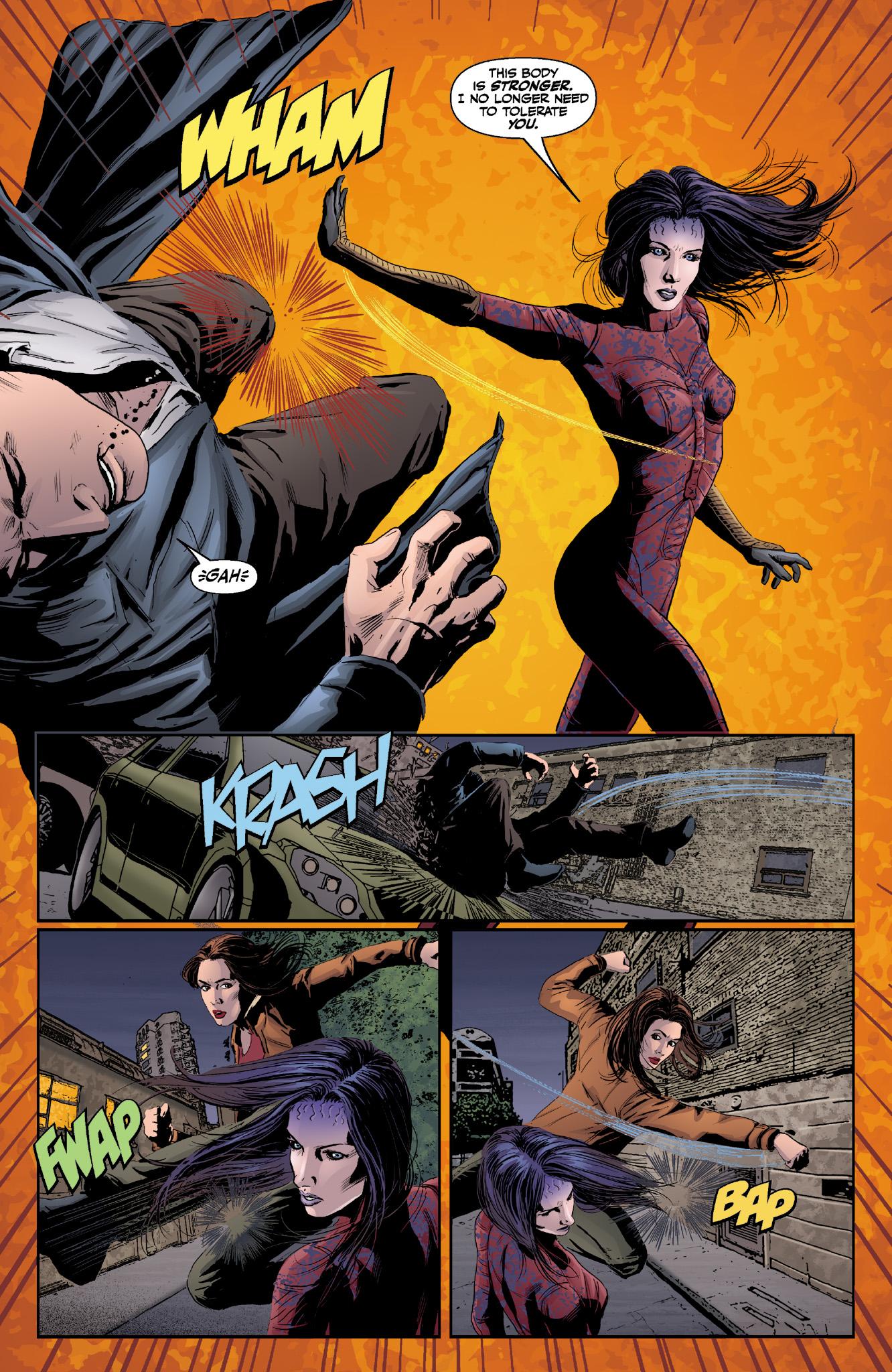 Read online Angel & Faith Season 10 comic -  Issue #13 - 21