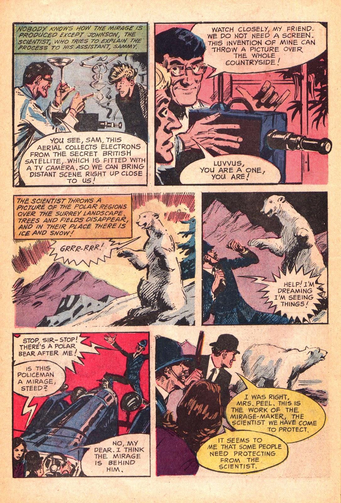 Read online The Avengers (1968) comic -  Issue # Full - 22