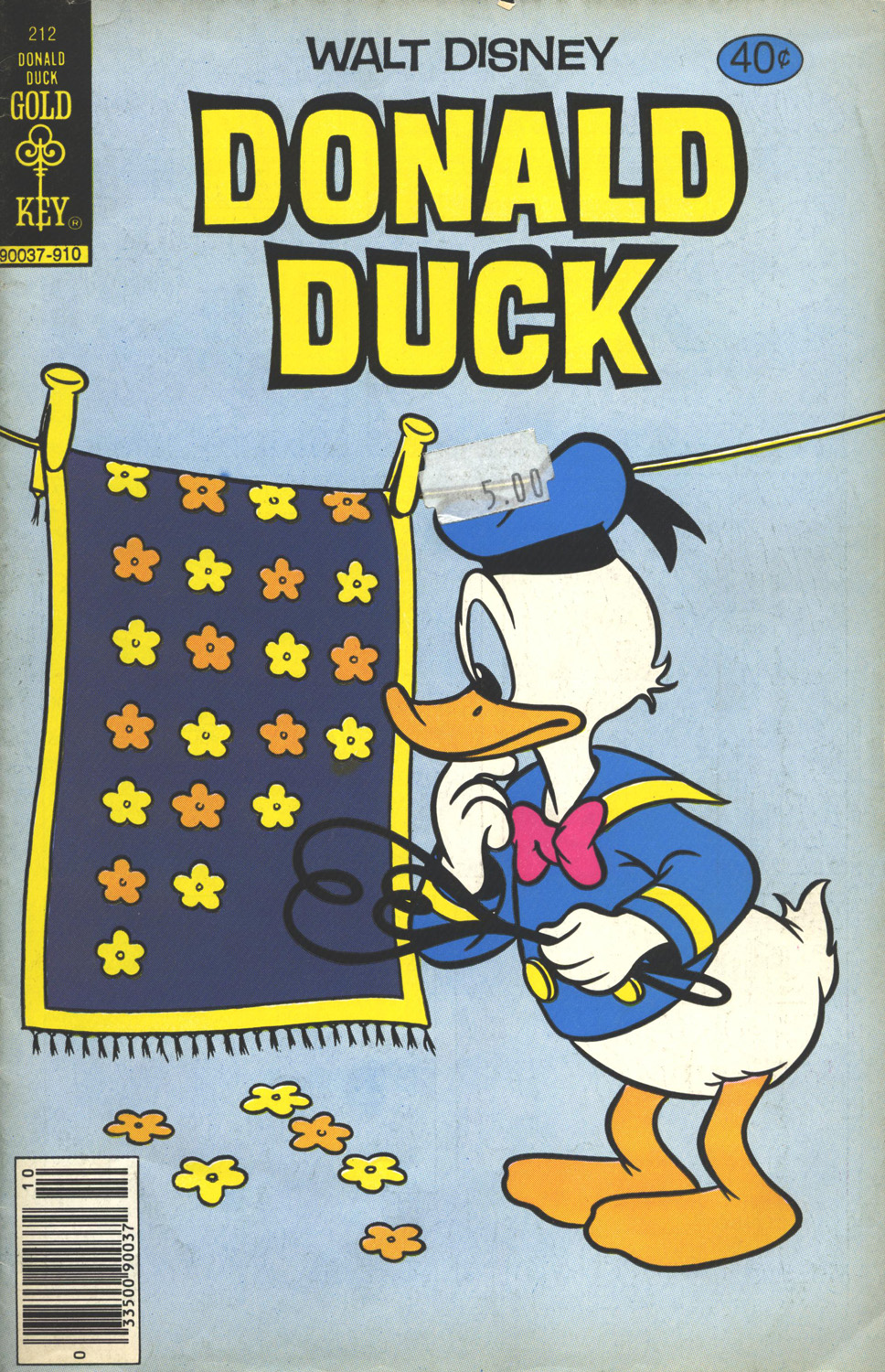 Donald Duck (1962) 212 Page 1