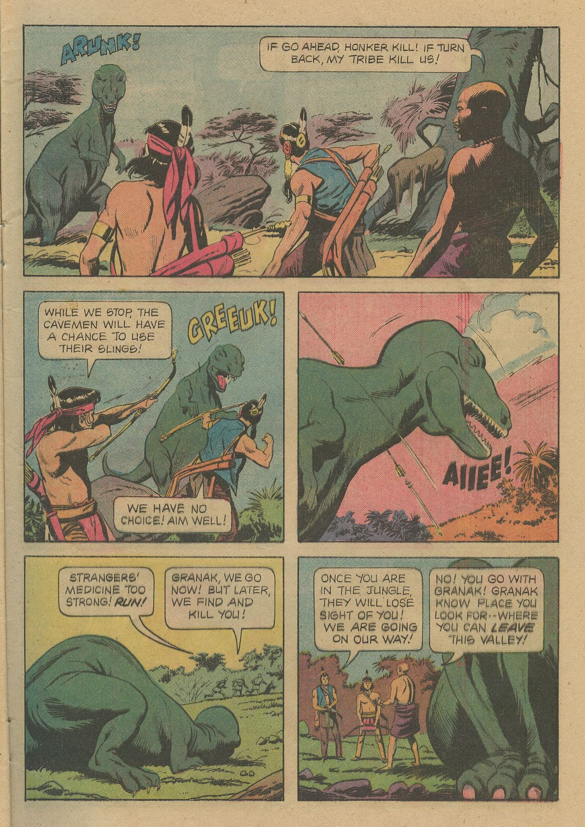 Read online Turok, Son of Stone comic -  Issue #103 - 5