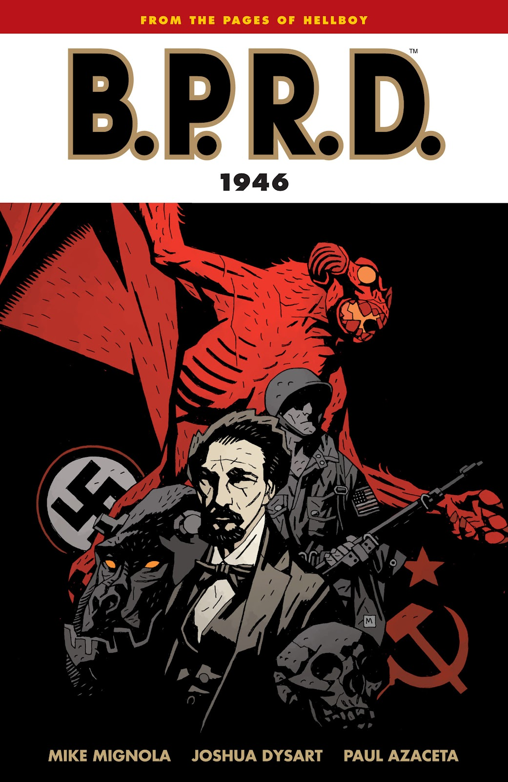 B.P.R.D.: Hollow Earth and Other Stories TPB_9 Page 1