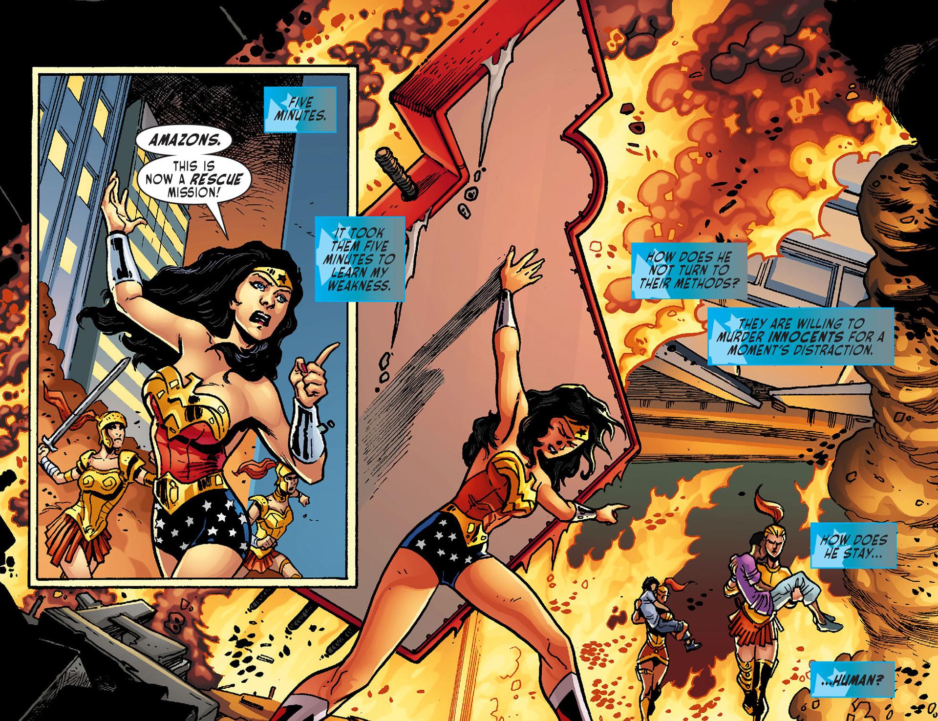 Read online Sensation Comics Featuring Wonder Woman comic -  Issue #2 - 5