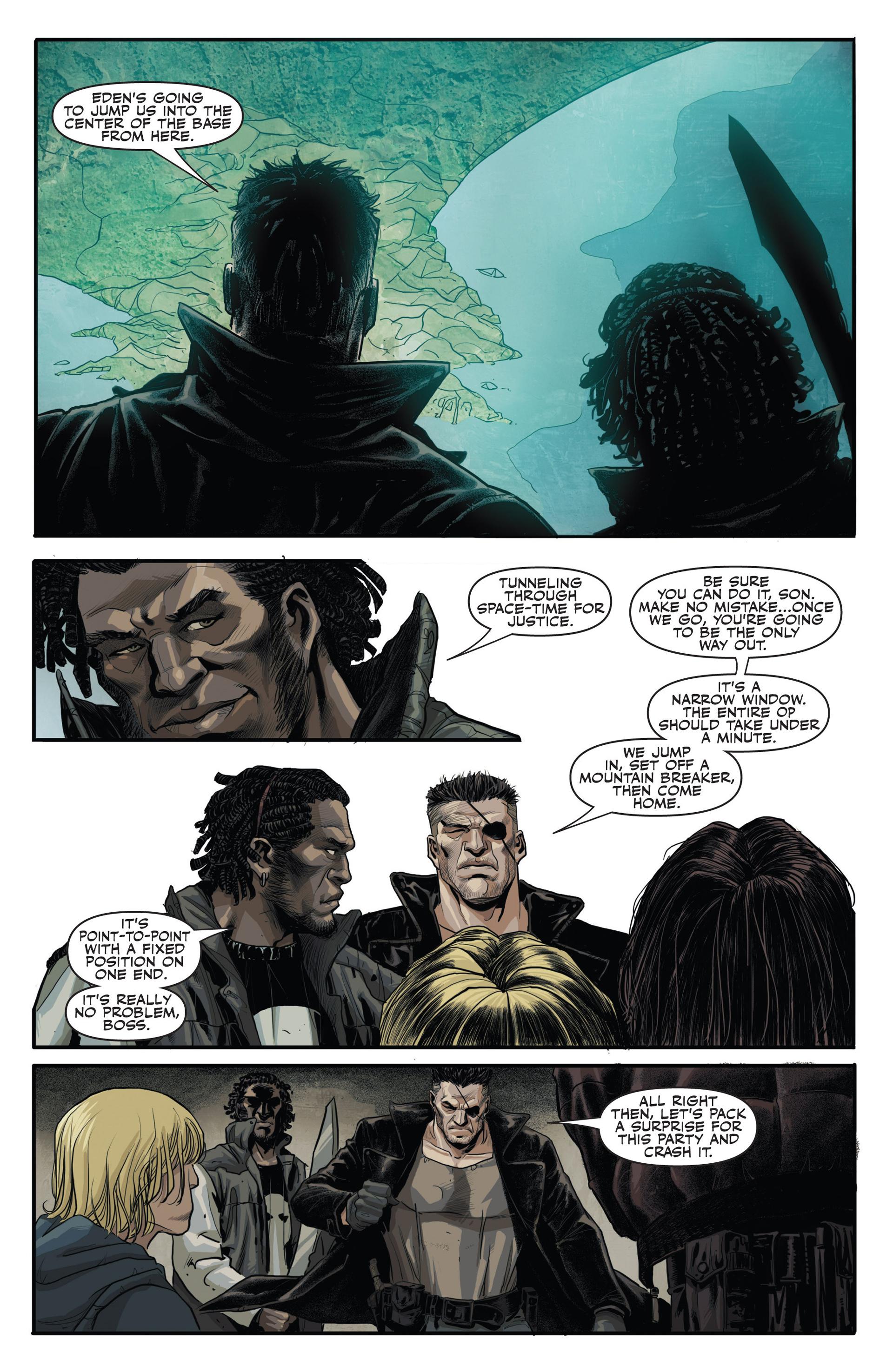 Read online Secret Warriors comic -  Issue #20 - 17