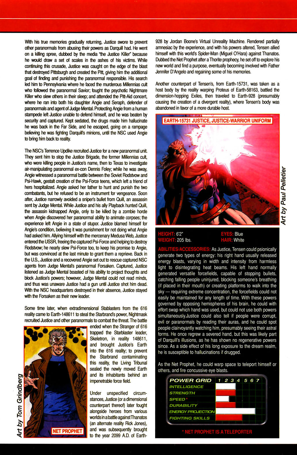 Read online All-New Official Handbook of the Marvel Universe A to Z comic -  Issue #6 - 4