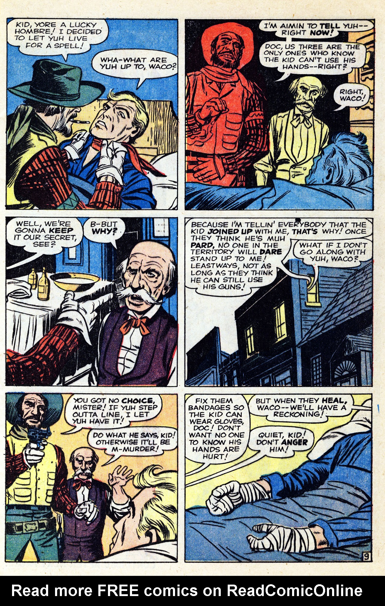 Read online Two-Gun Kid comic -  Issue #59 - 13