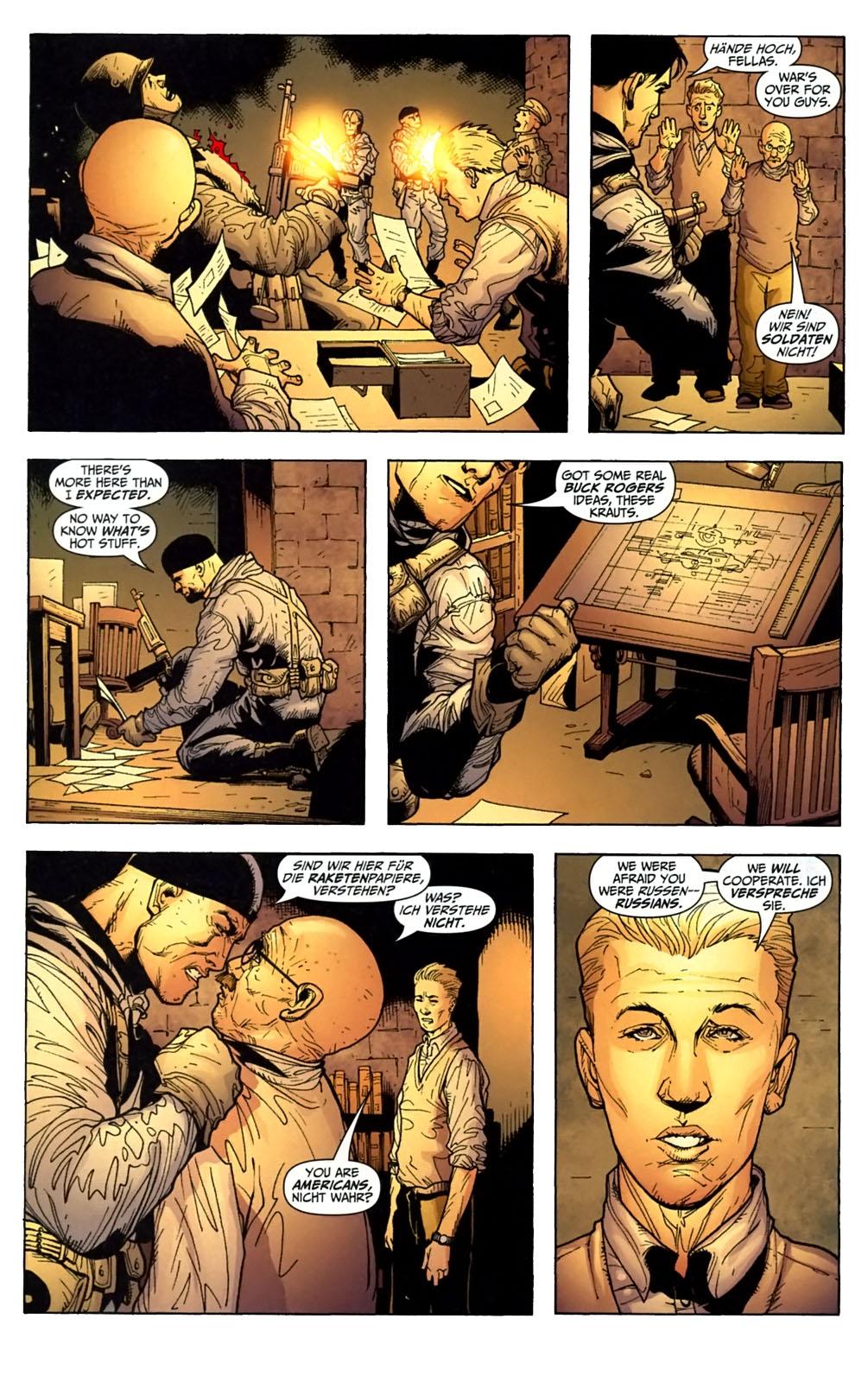 Read online Team Zero comic -  Issue #3 - 17