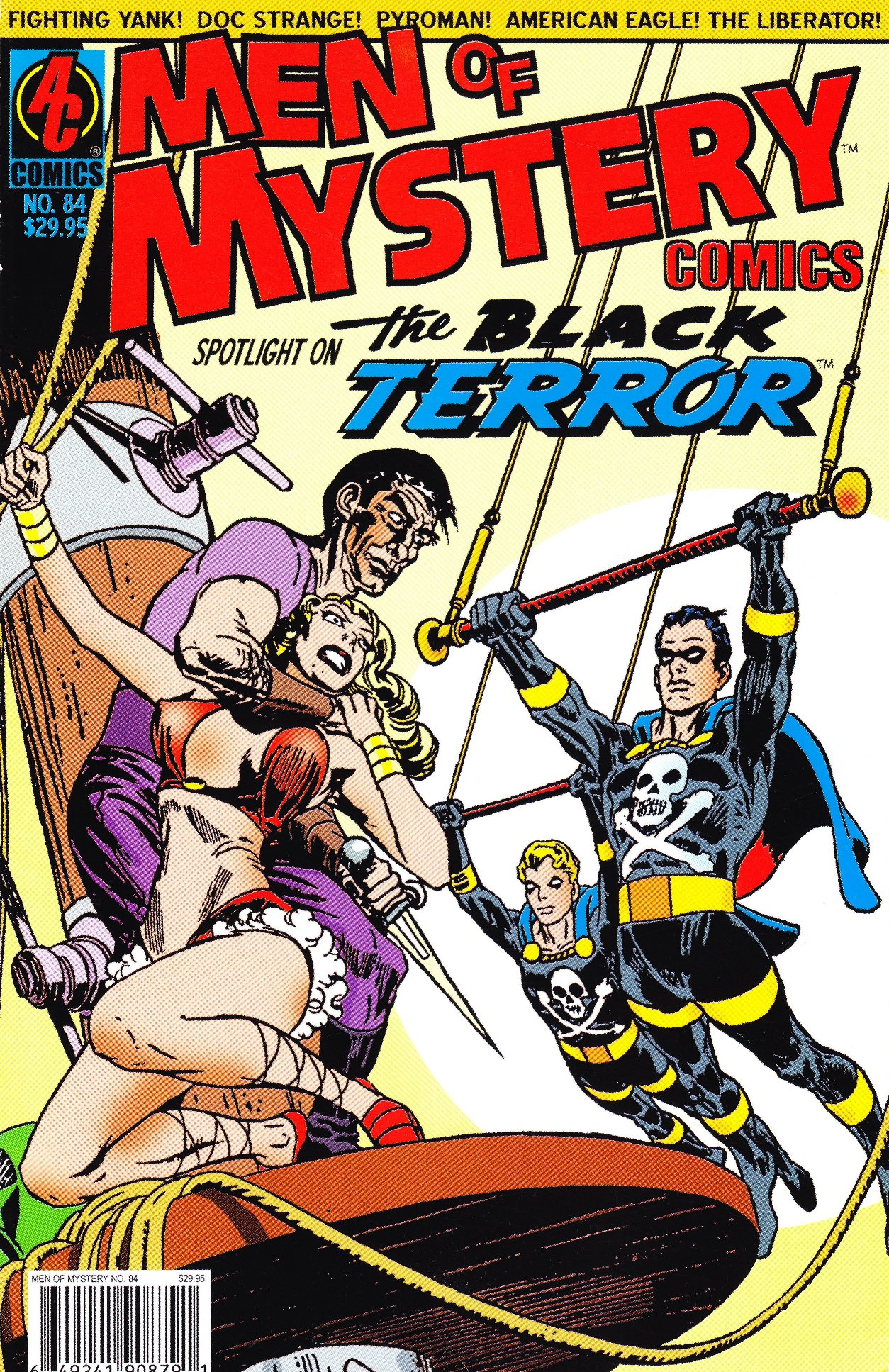 Read online Men of Mystery Comics comic -  Issue #84 - 1