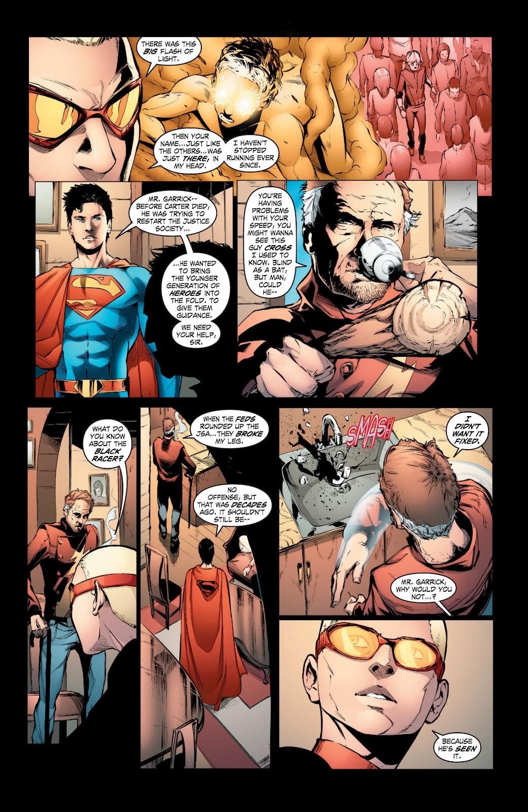 Read online Smallville Season 11 [II] comic -  Issue # TPB 3 - 79