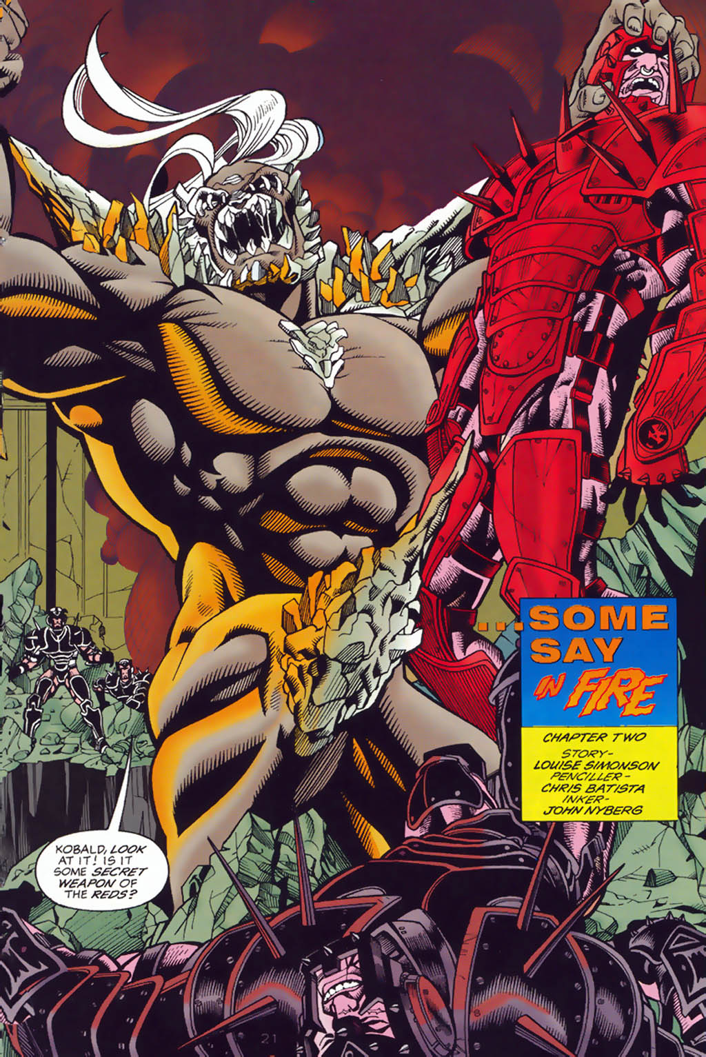 Read online Doomsday Annual comic -  Issue # Full - 23