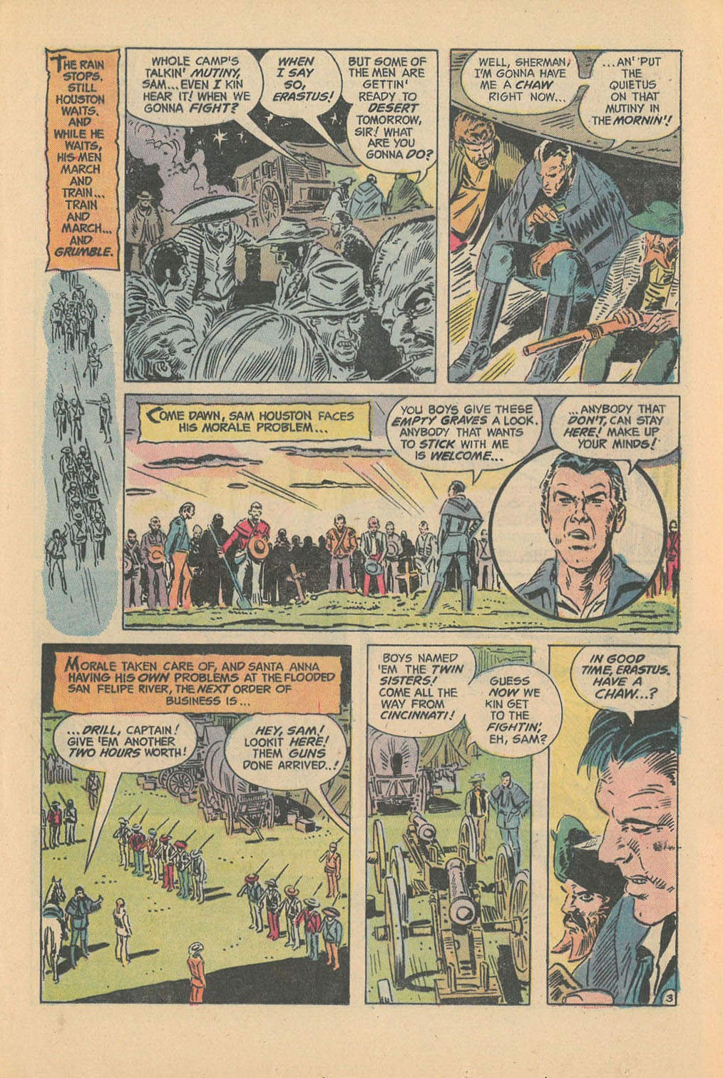 Read online Star Spangled War Stories (1952) comic -  Issue #177 - 24