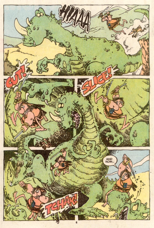 Read online Sergio Aragonés Groo the Wanderer comic -  Issue #67 - 5