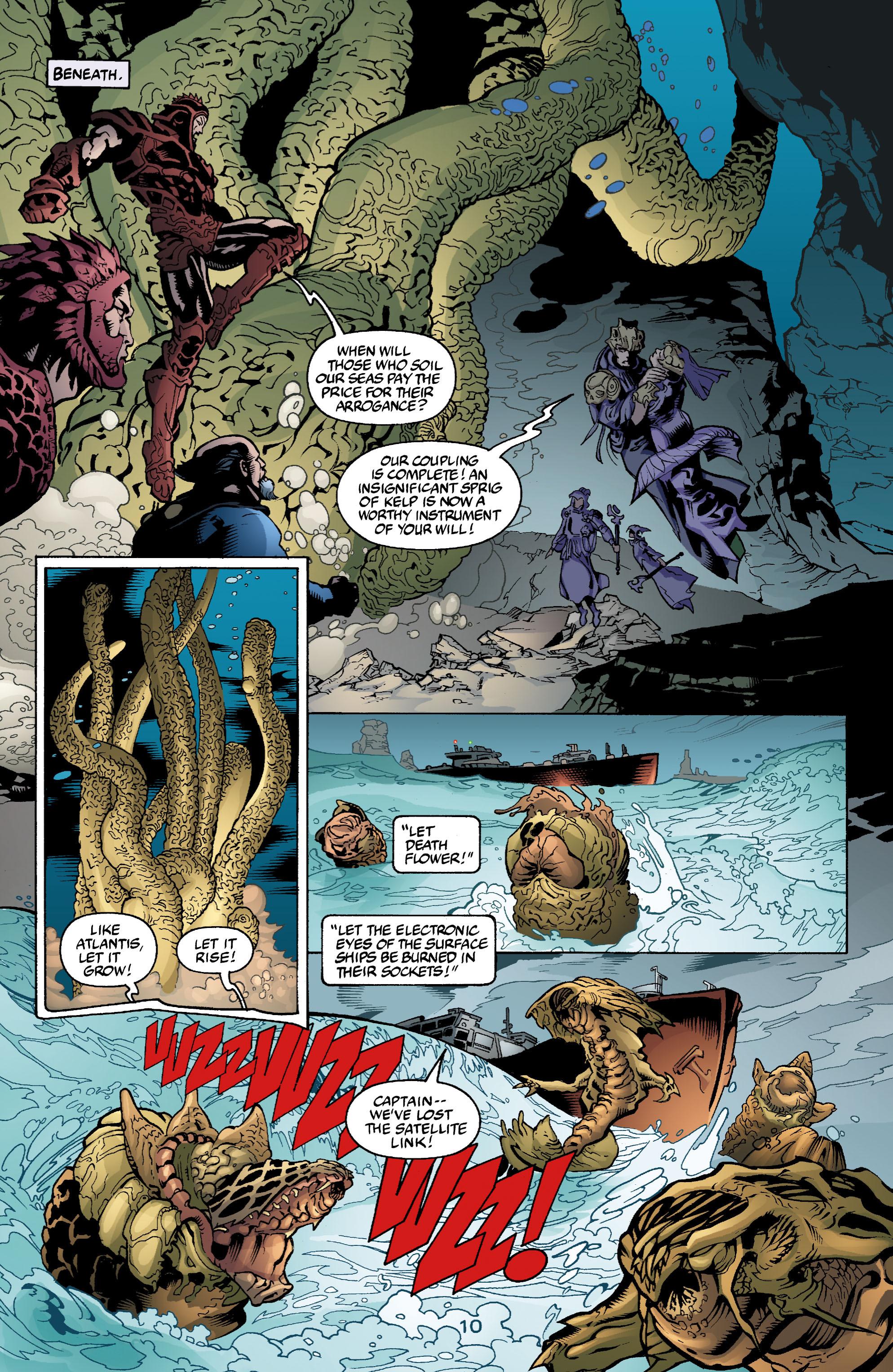 Read online Aquaman (2003) comic -  Issue #2 - 11