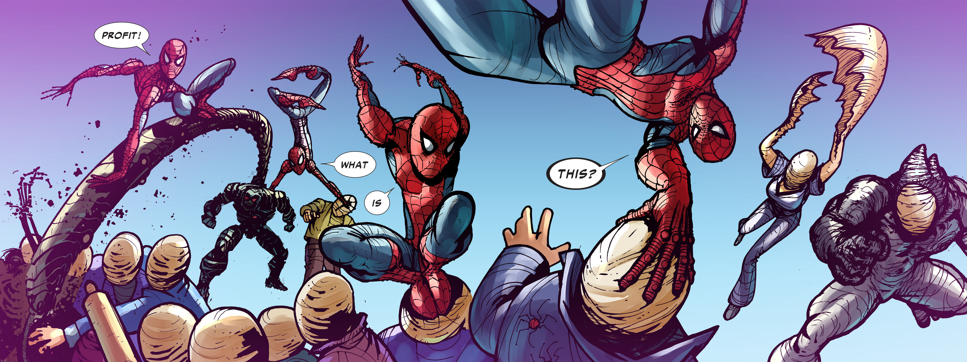 Read online Amazing Spider-Man: Who Am I? comic -  Issue # Full (Part 2) - 209