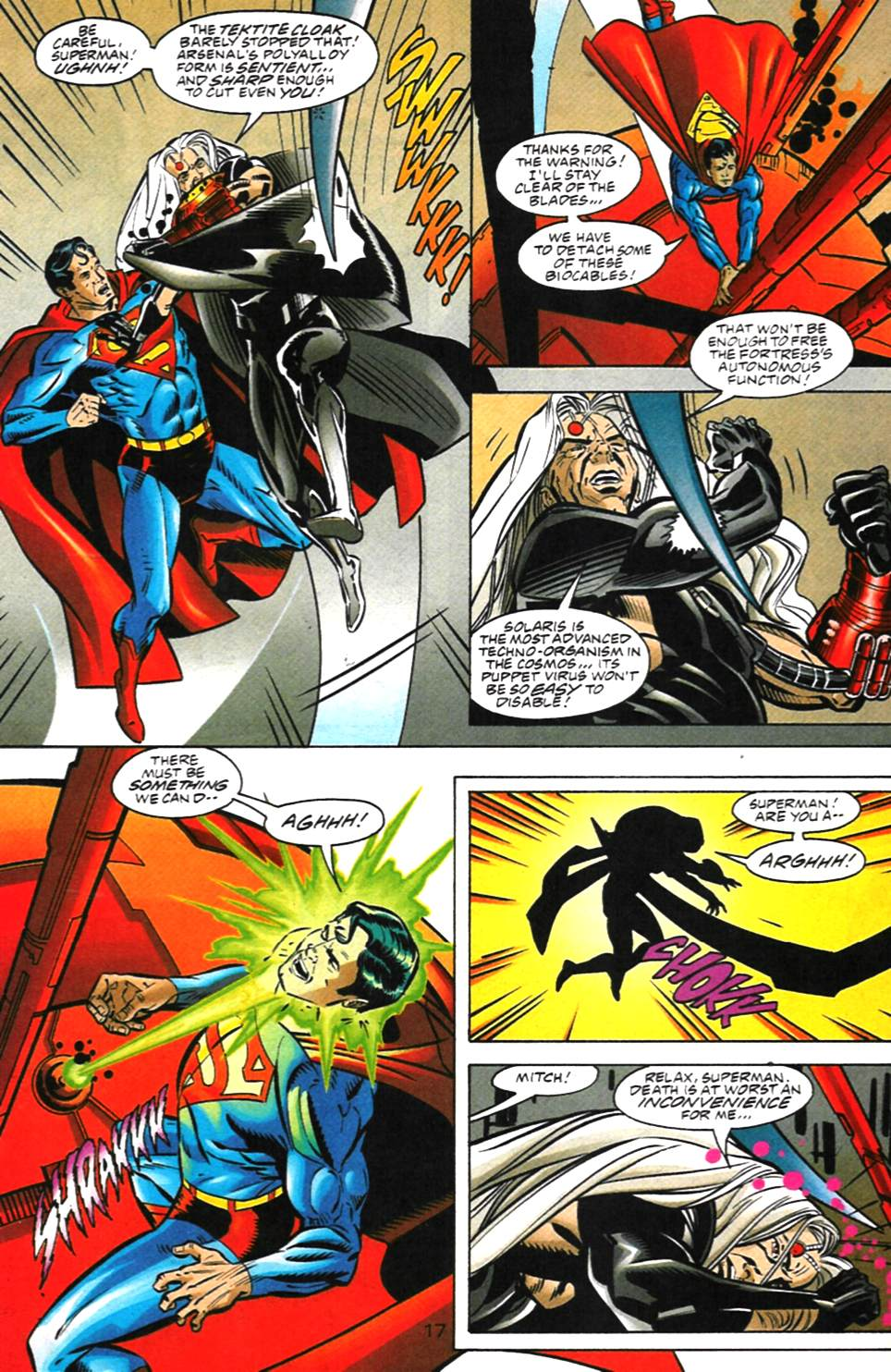 Read online Adventures of Superman (1987) comic -  Issue #1000000 - 18