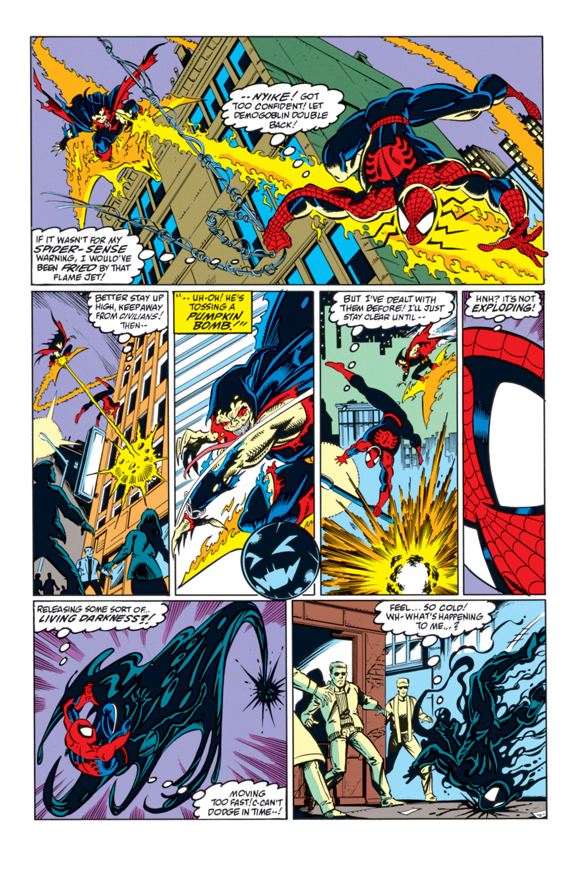 The Amazing Spider-Man (1963) 378 Page 17