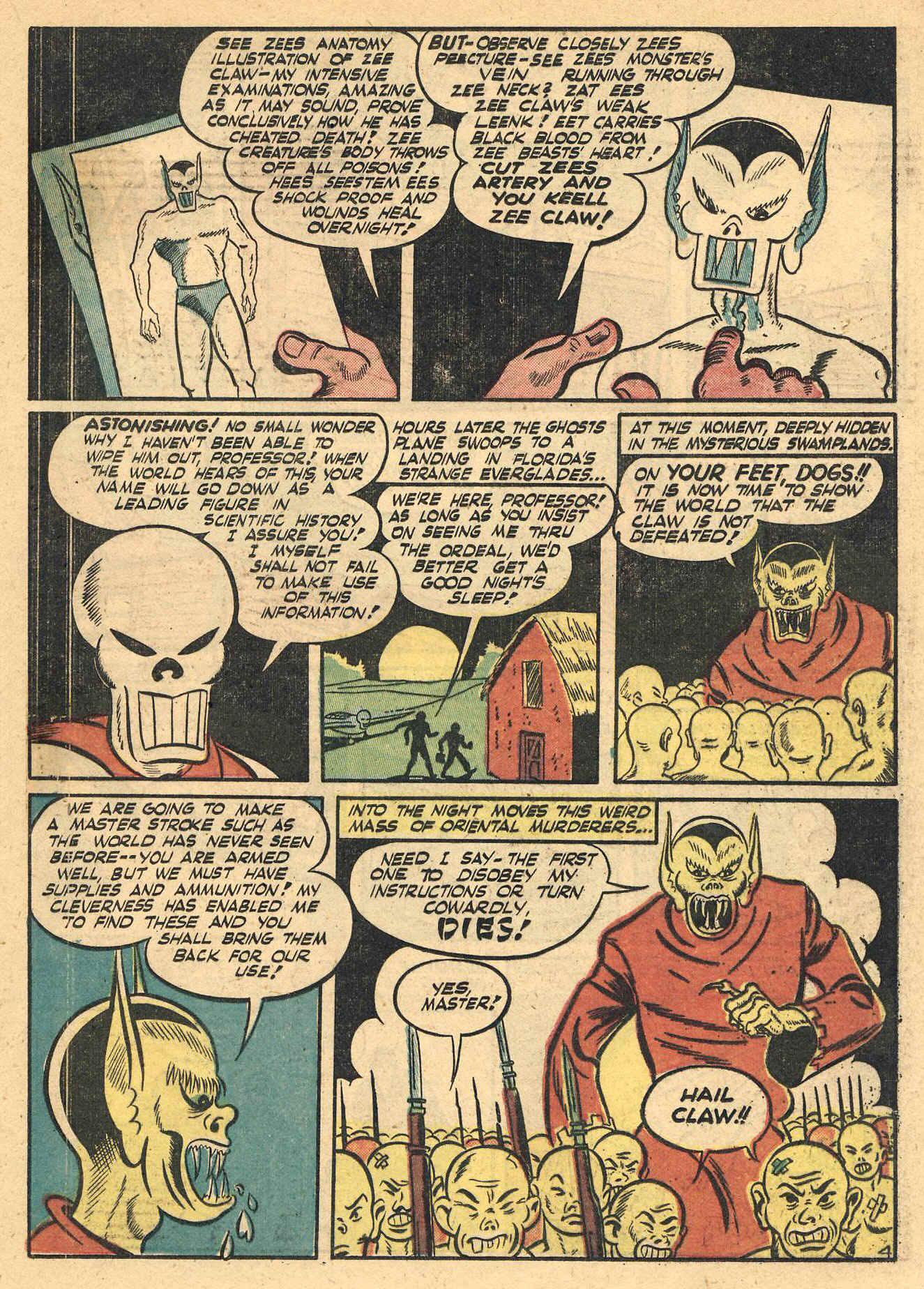 Daredevil (1941) issue 16 - Page 35