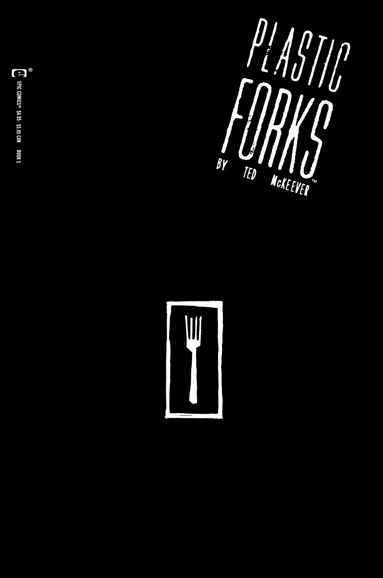 Plastic Forks 5 Page 1