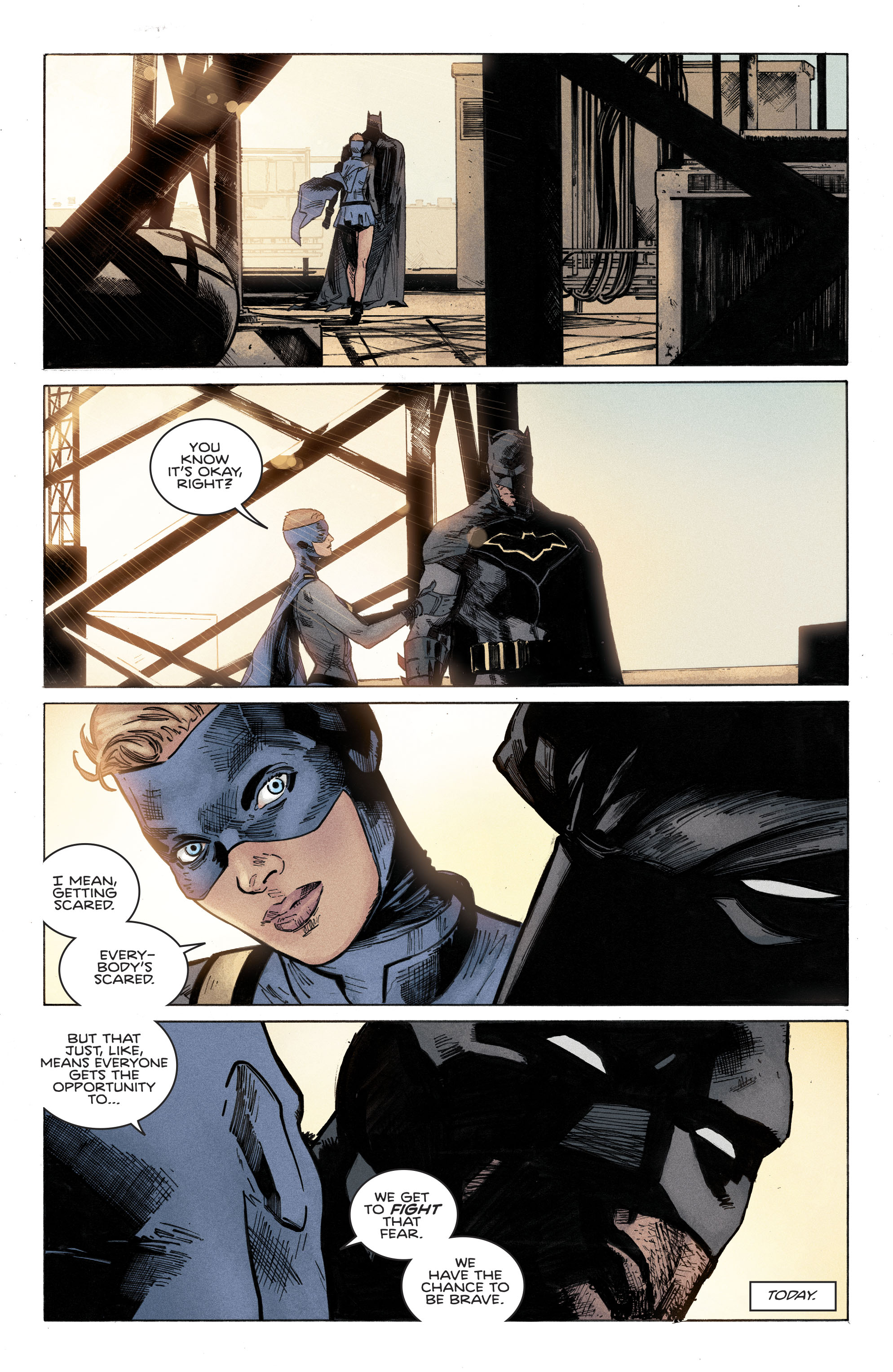 Read online Batman (2016) comic -  Issue #24 - 18