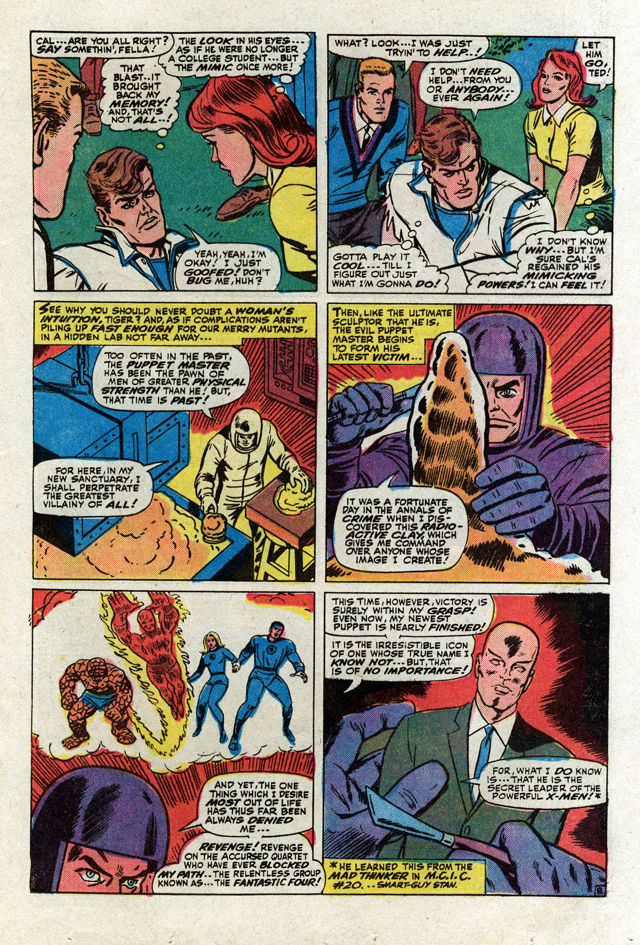 Read online Uncanny X-Men (1963) comic -  Issue #75 - 12