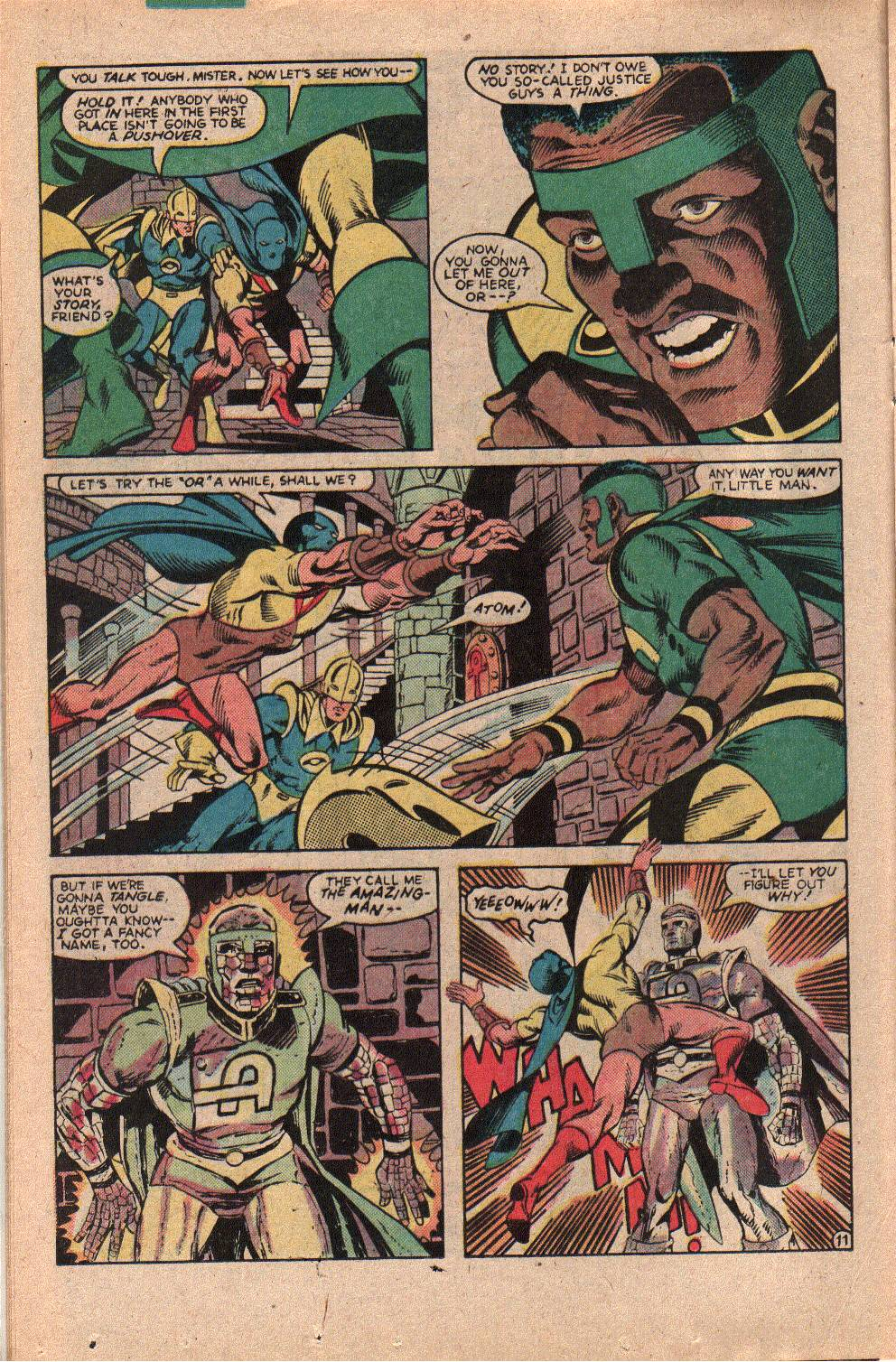 Read online All-Star Squadron comic -  Issue #23 - 16
