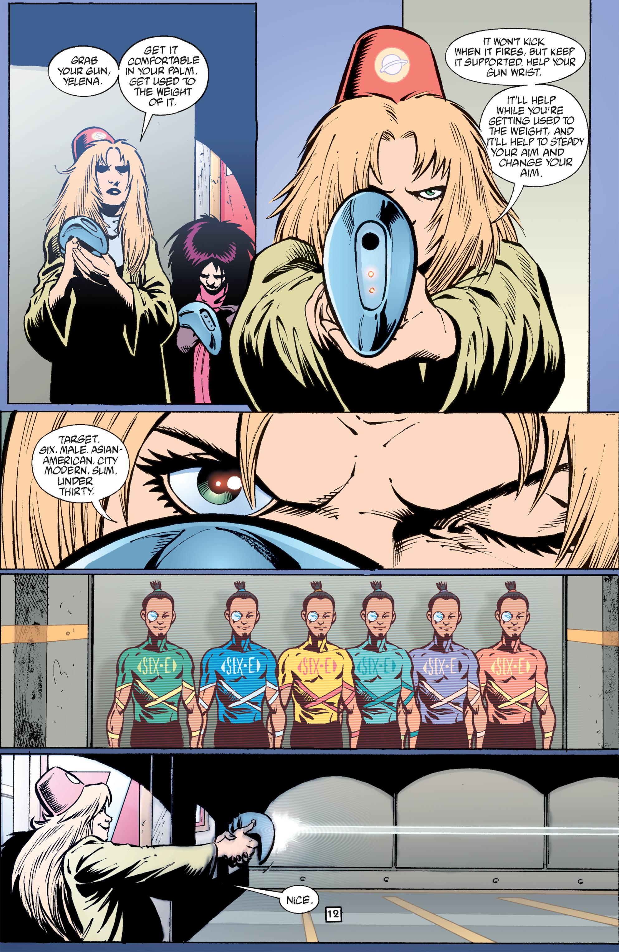 Read online Transmetropolitan comic -  Issue #33 - 13