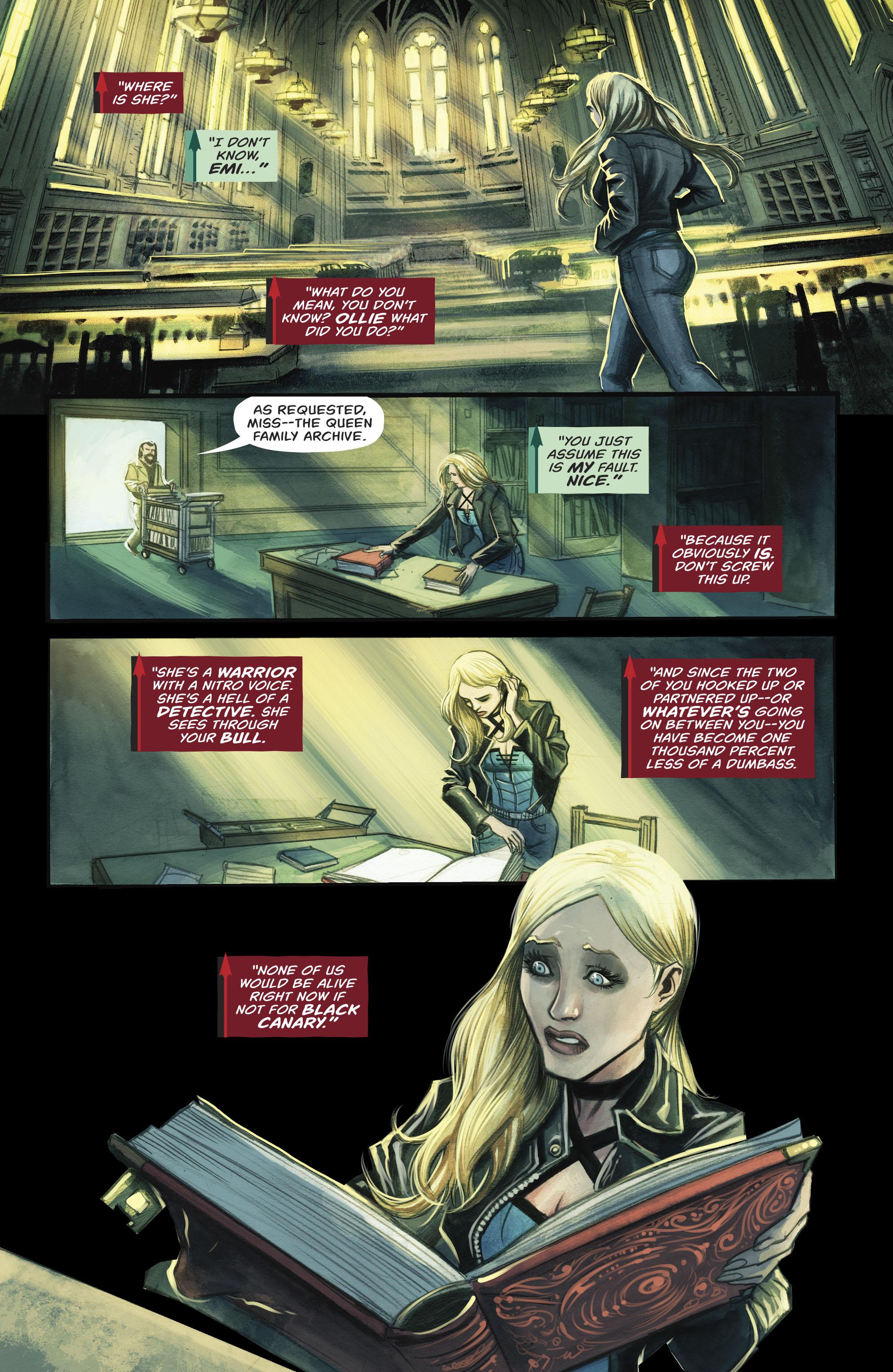 Read online Green Arrow (2016) comic -  Issue #23 - 4