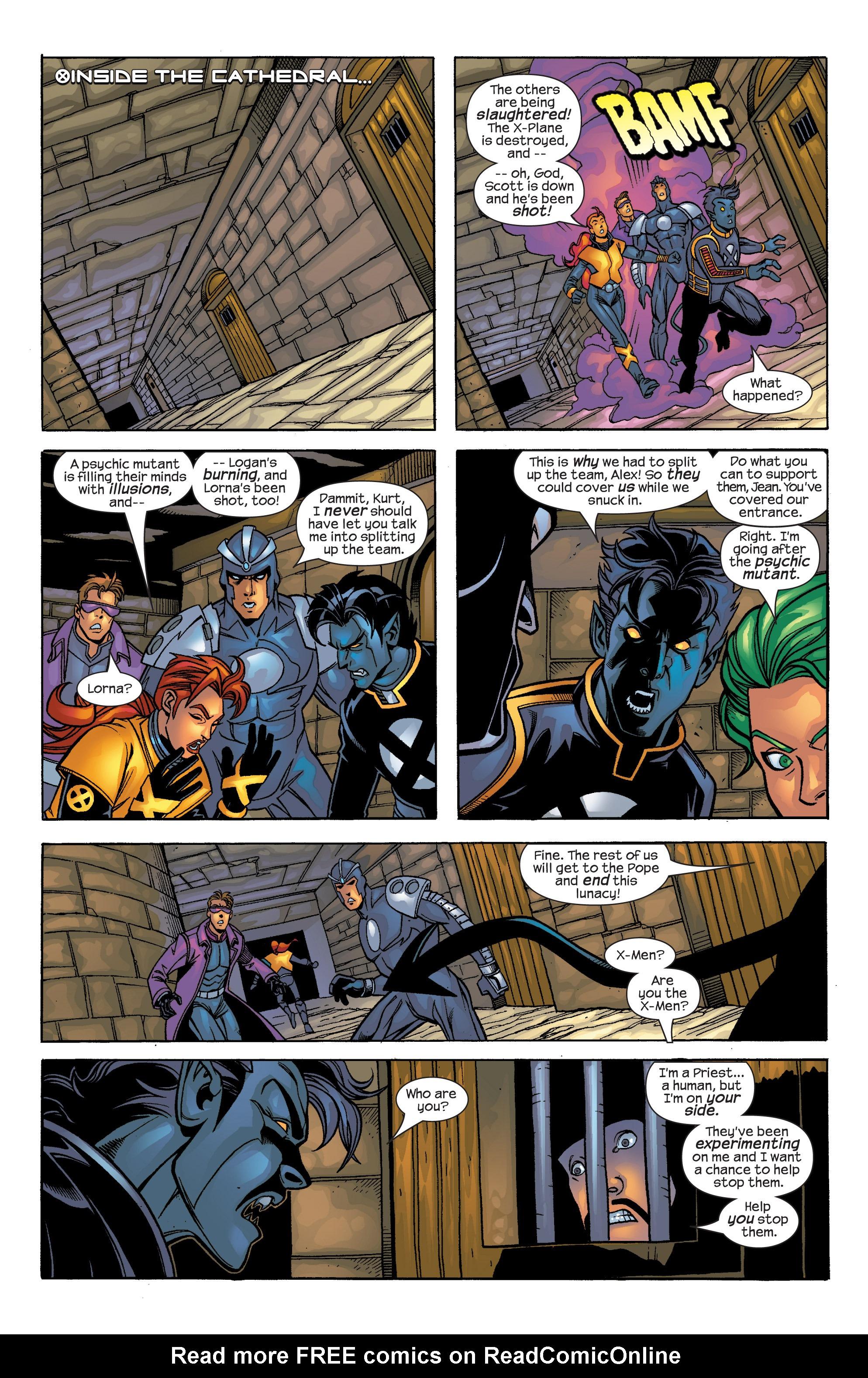 Read online Uncanny X-Men (1963) comic -  Issue #424 - 14