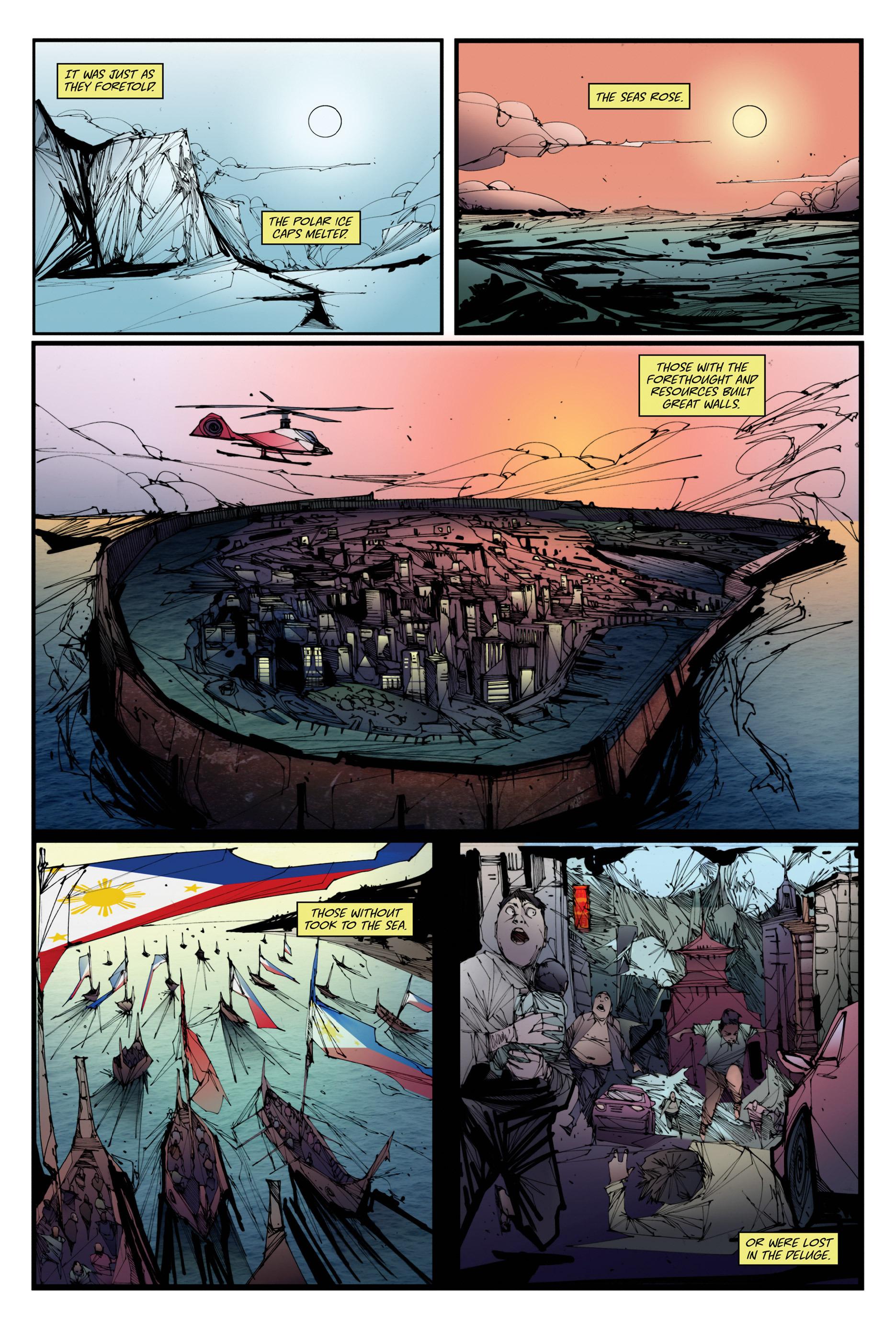 Read online Scrimshaw comic -  Issue #1 - 5