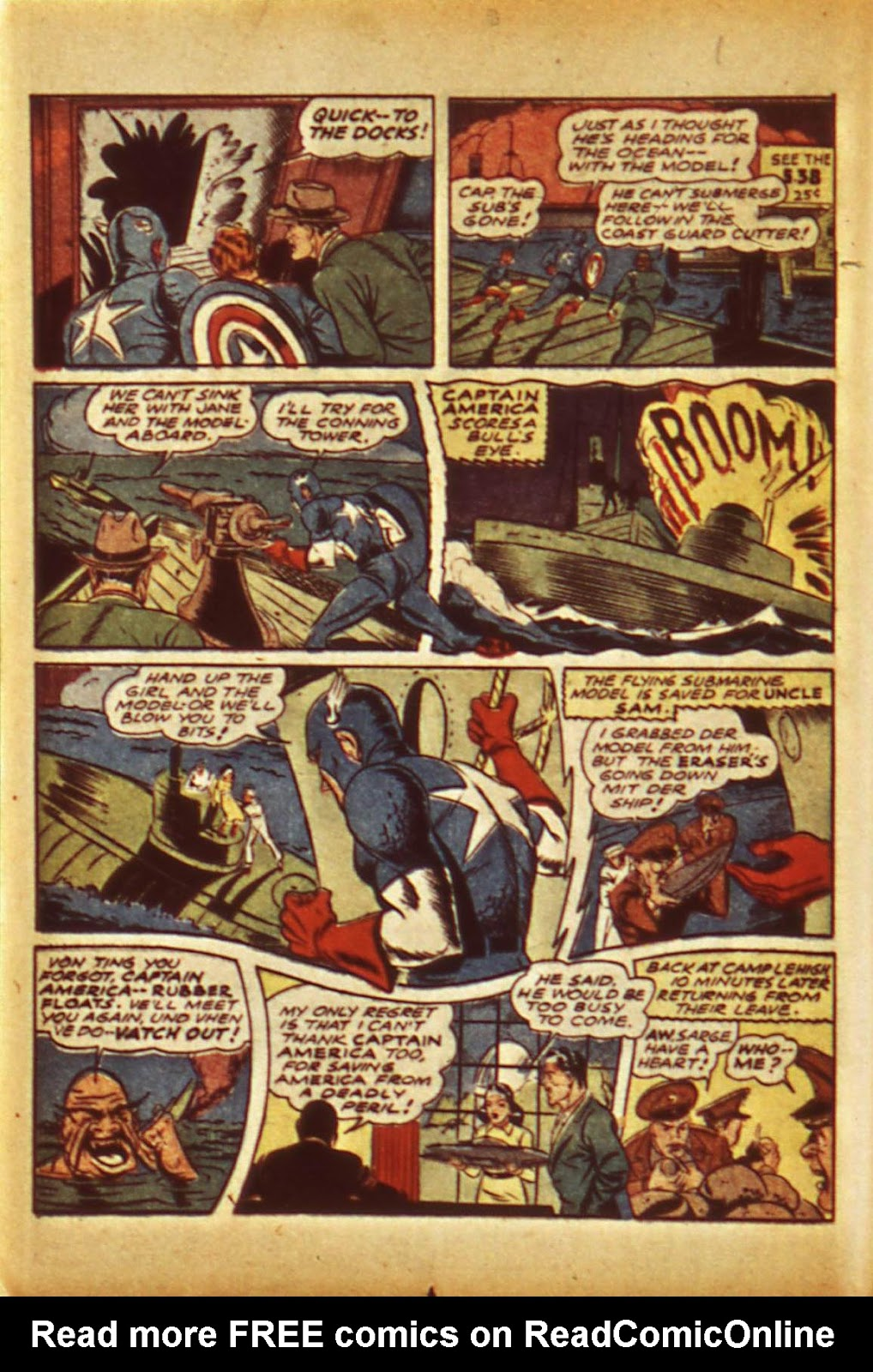 USA Comics issue 7 - Page 22