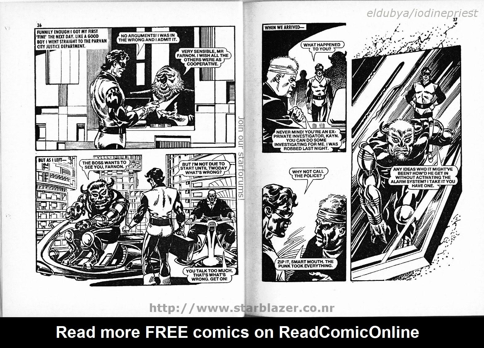 Starblazer issue 207 - Page 20