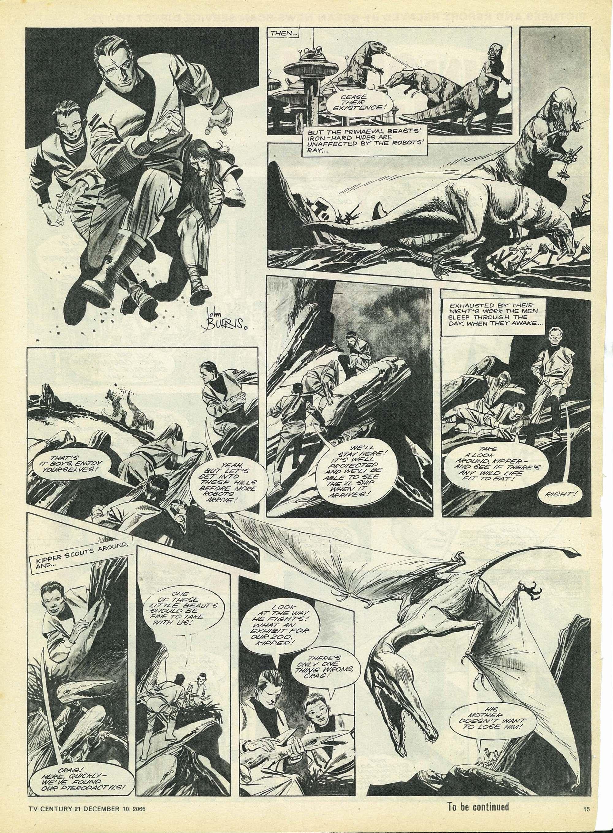 Read online TV Century 21 (TV 21) comic -  Issue #99 - 14